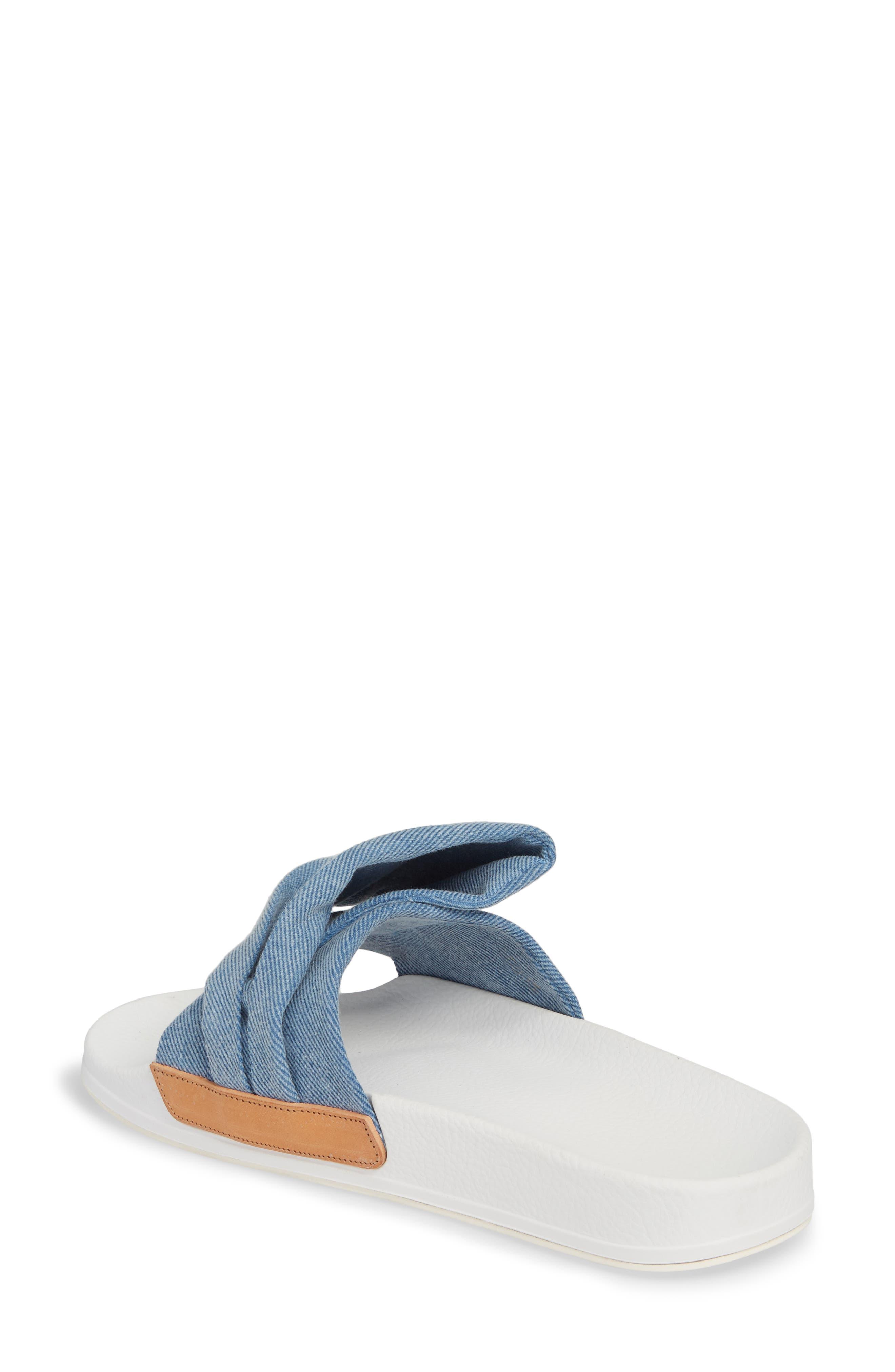 Wendyd Slide Sandal,                             Alternate thumbnail 2, color,                             400