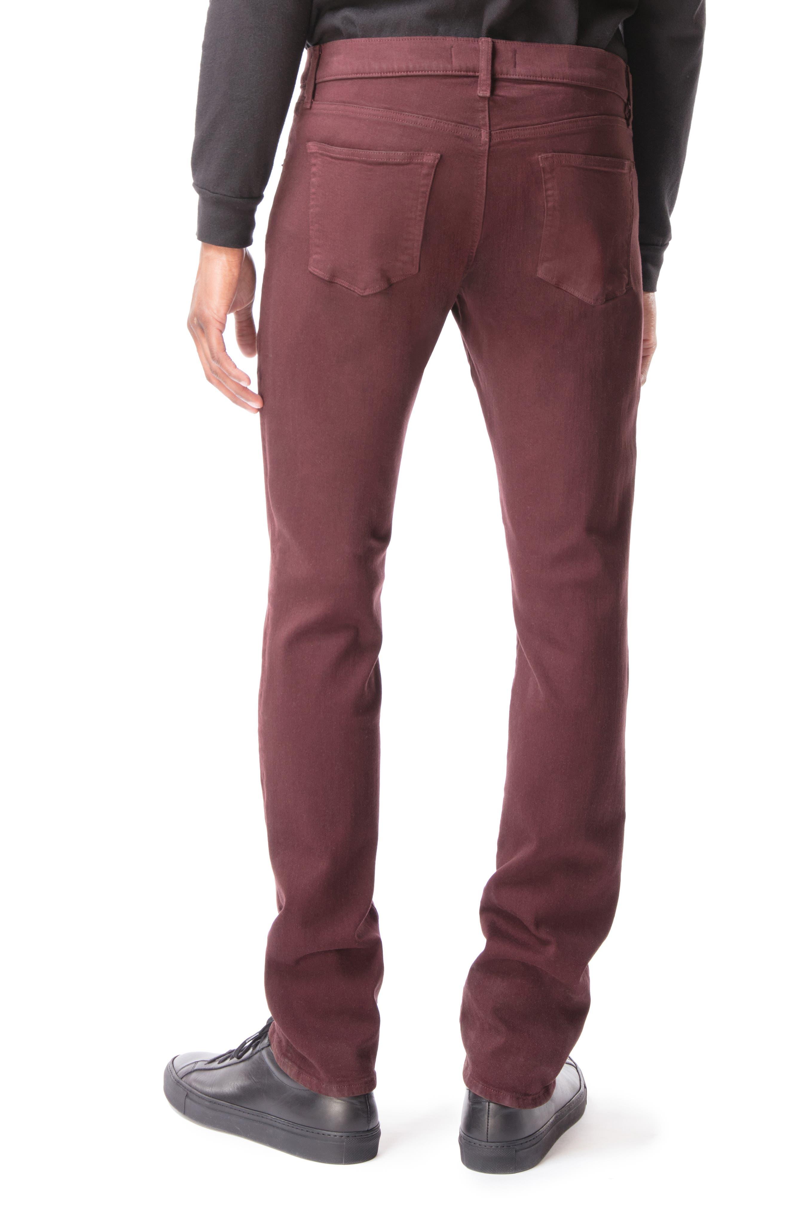 Tyler Slim Fit Jeans,                             Alternate thumbnail 2, color,                             606