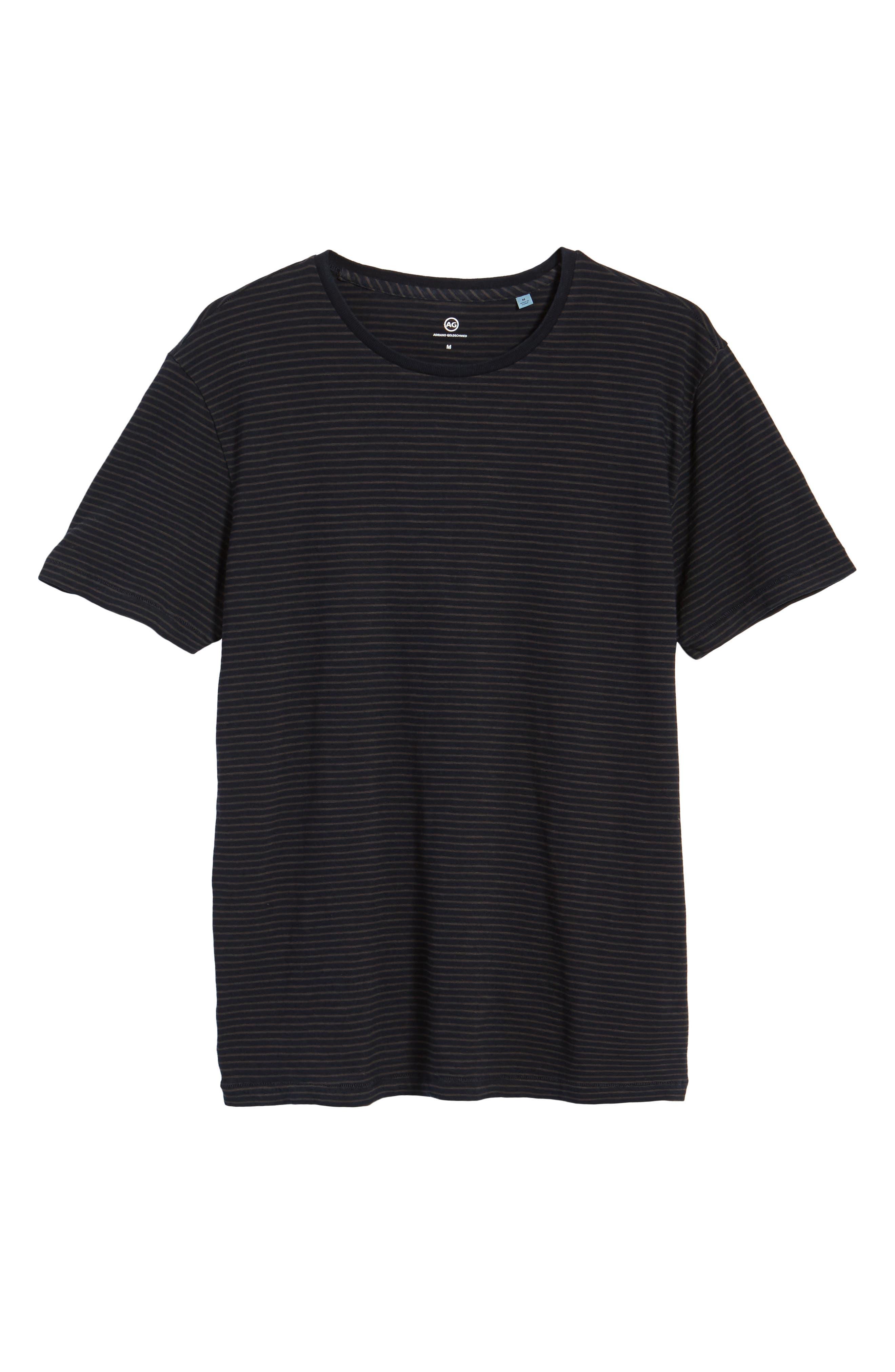 Julian Slim Fit Crewneck Shirt,                             Alternate thumbnail 17, color,