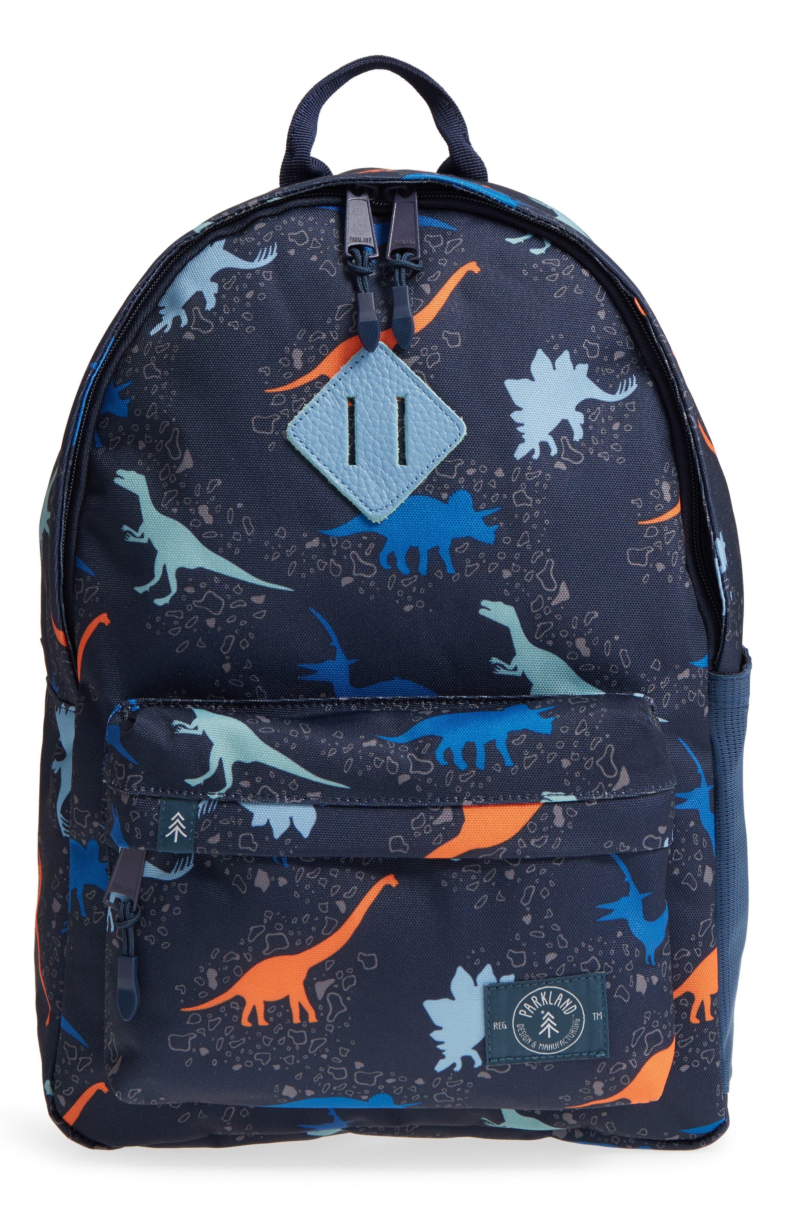 Bayside Print Backpack,                         Main,                         color,