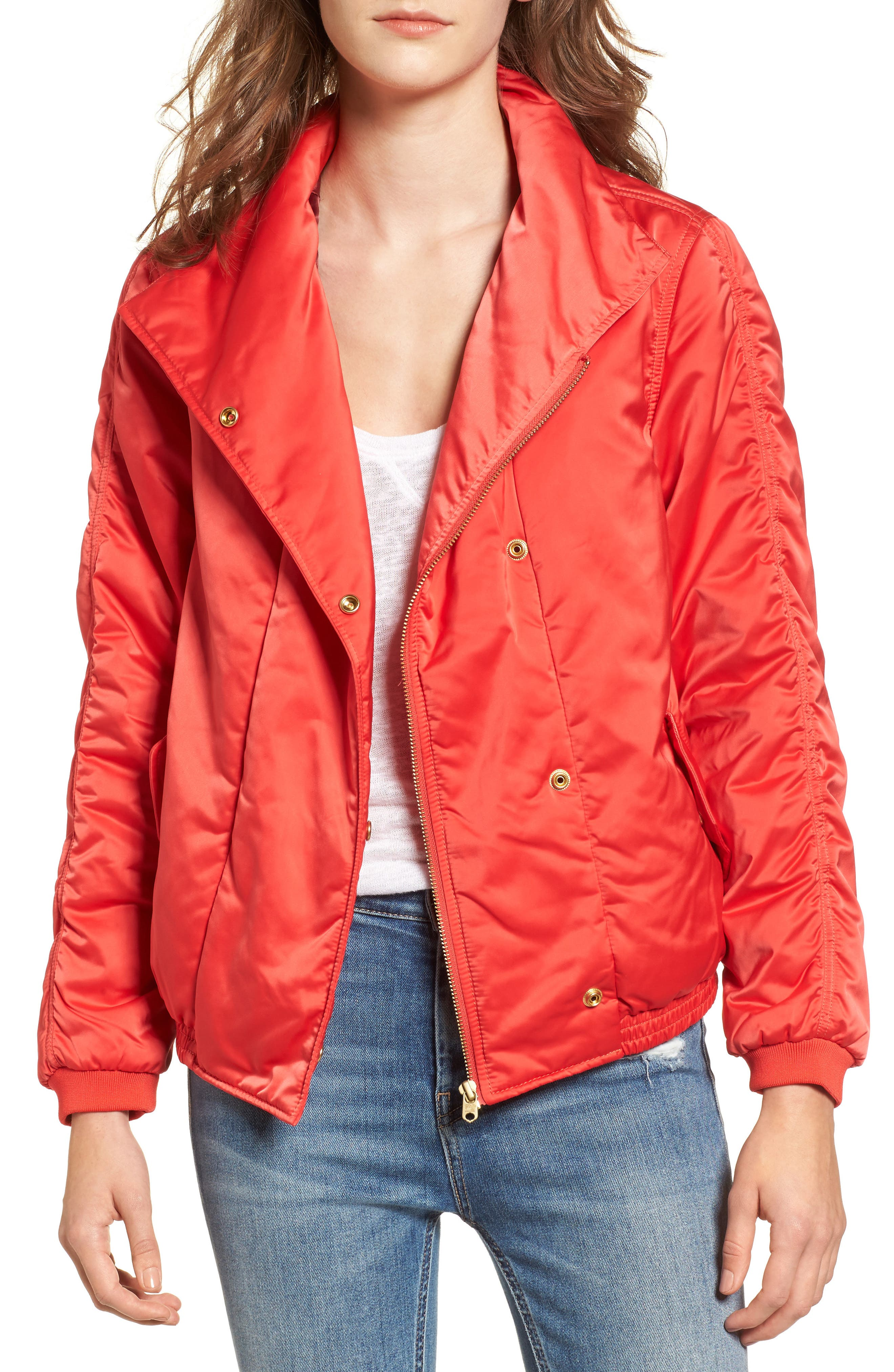 Bomber Jacket,                         Main,                         color, 620