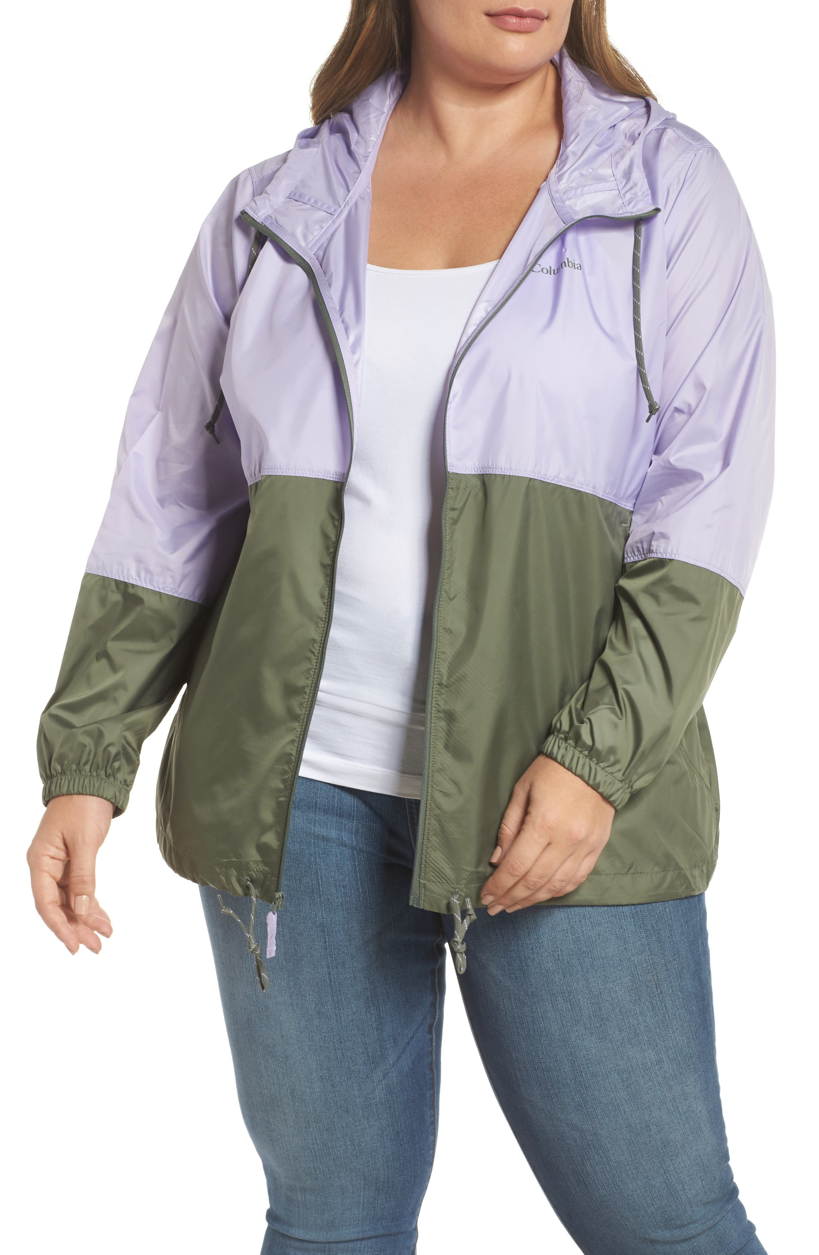 'Flash Forward<sup>™</sup>' Windbreaker Jacket,                         Main,                         color, 505