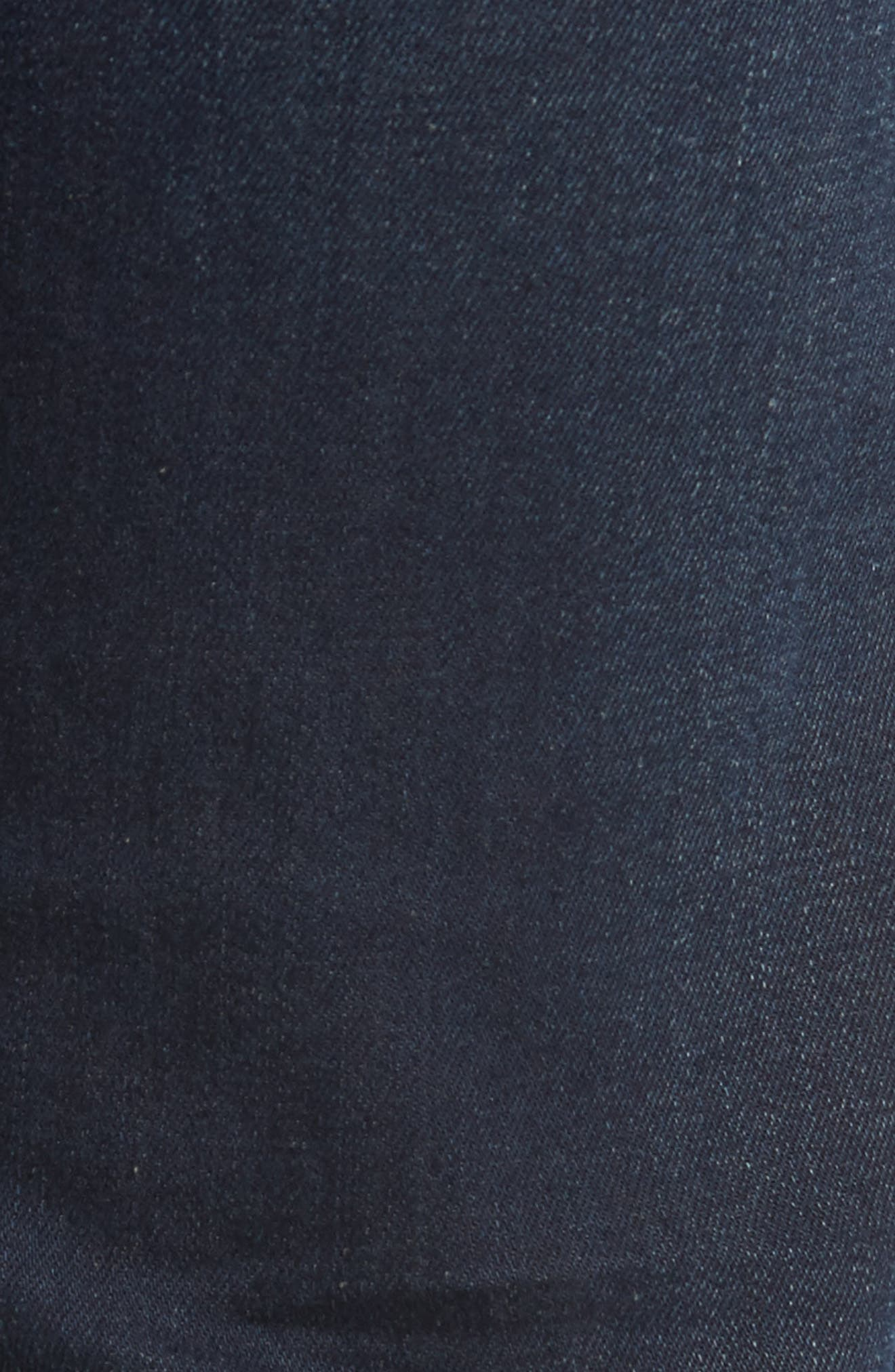 Buster Slim Straight Fit Jeans,                             Alternate thumbnail 5, color,