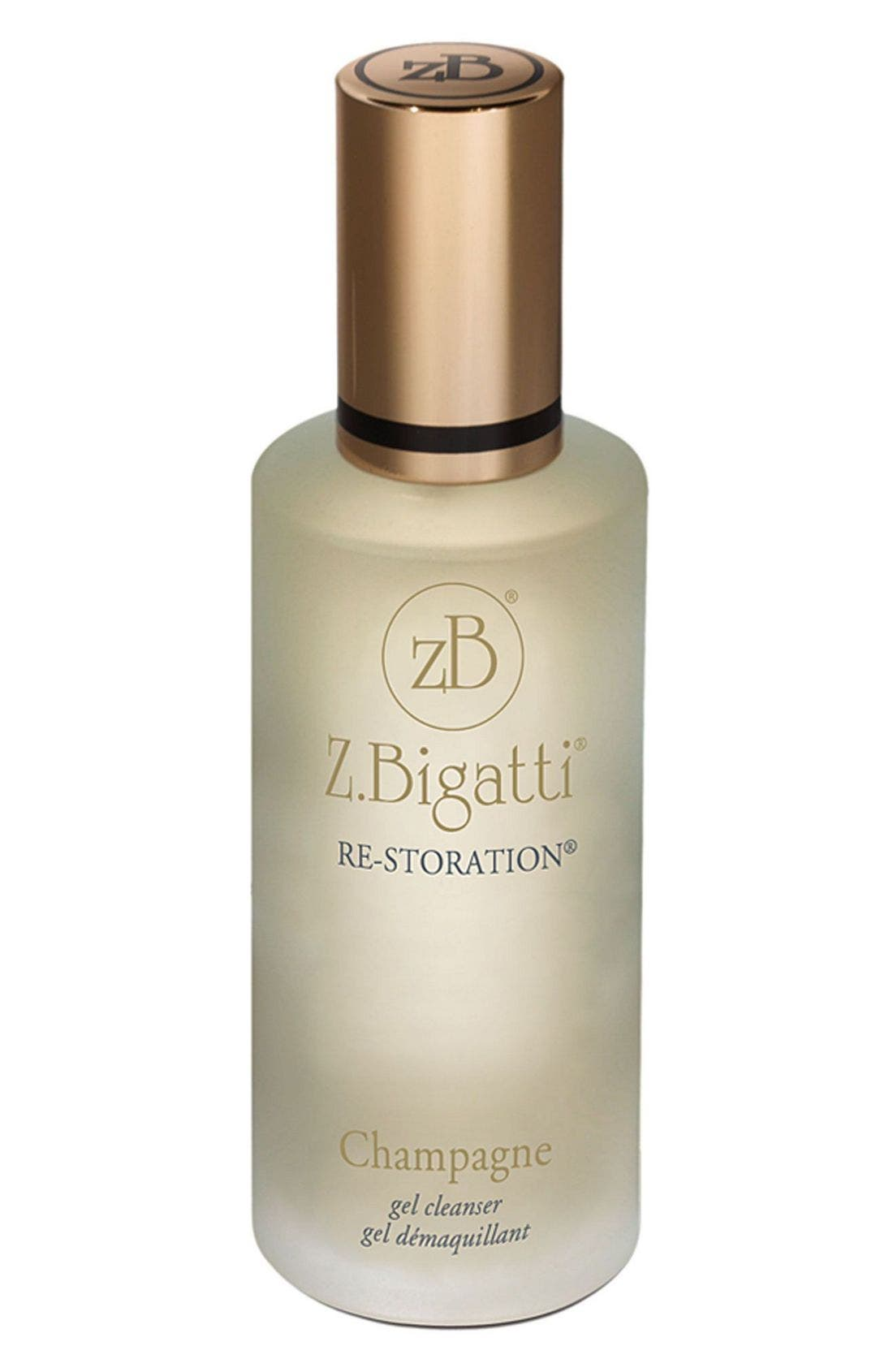Z.Bigatti<sup>®</sup> Re-Storation<sup>®</sup> Champagne Gel Cleanser,                         Main,                         color,