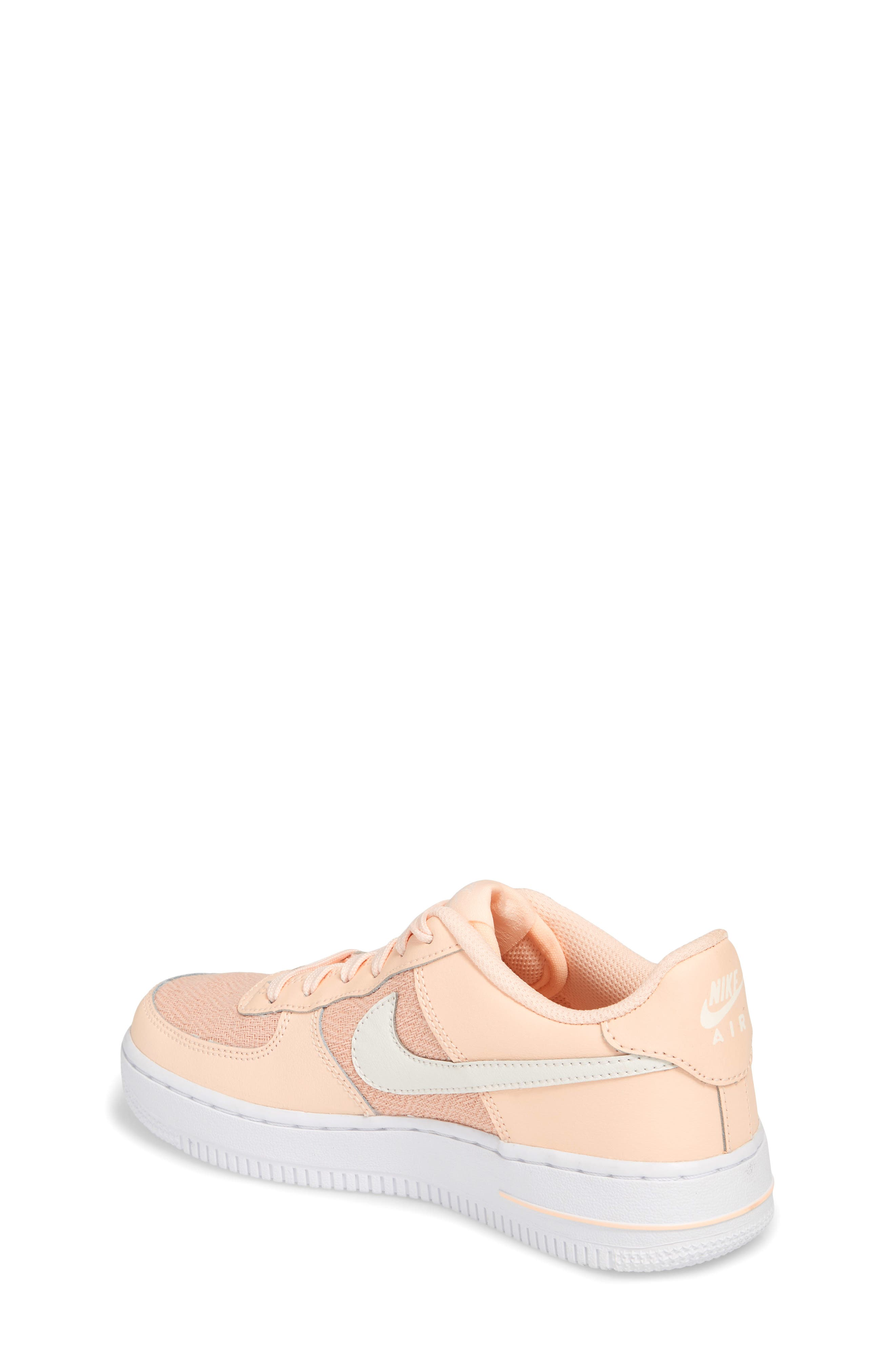 Air Force 1 LV8 Sneaker,                             Alternate thumbnail 8, color,