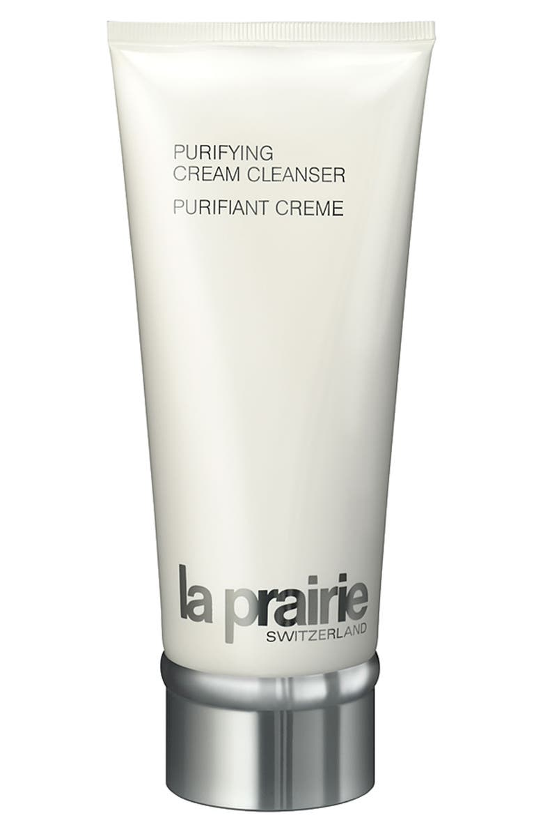 LA PRAIRIE Purifying Cream Cleanser, Main, color, NO COLOR