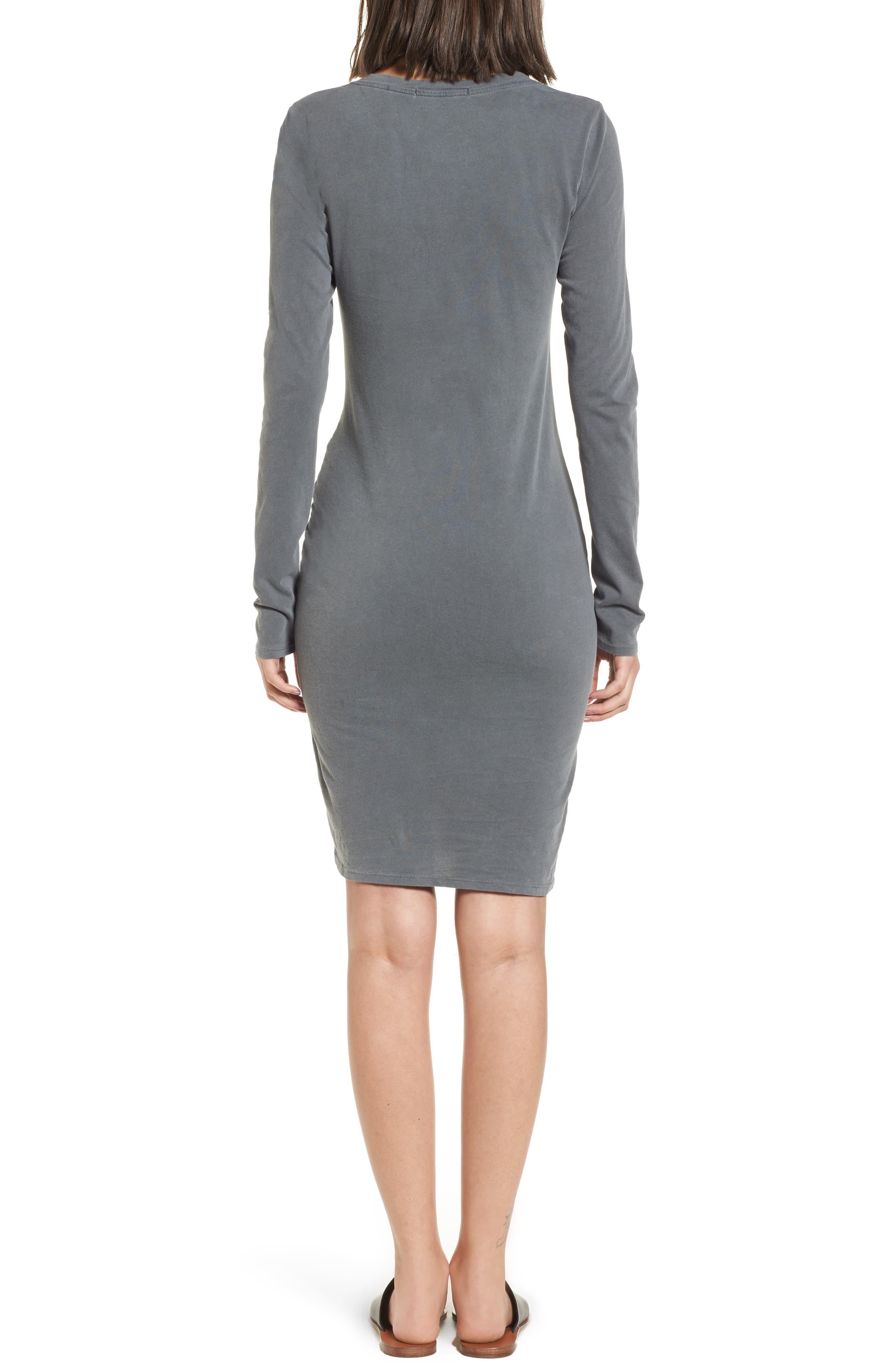Twist Dress,                             Alternate thumbnail 2, color,                             020