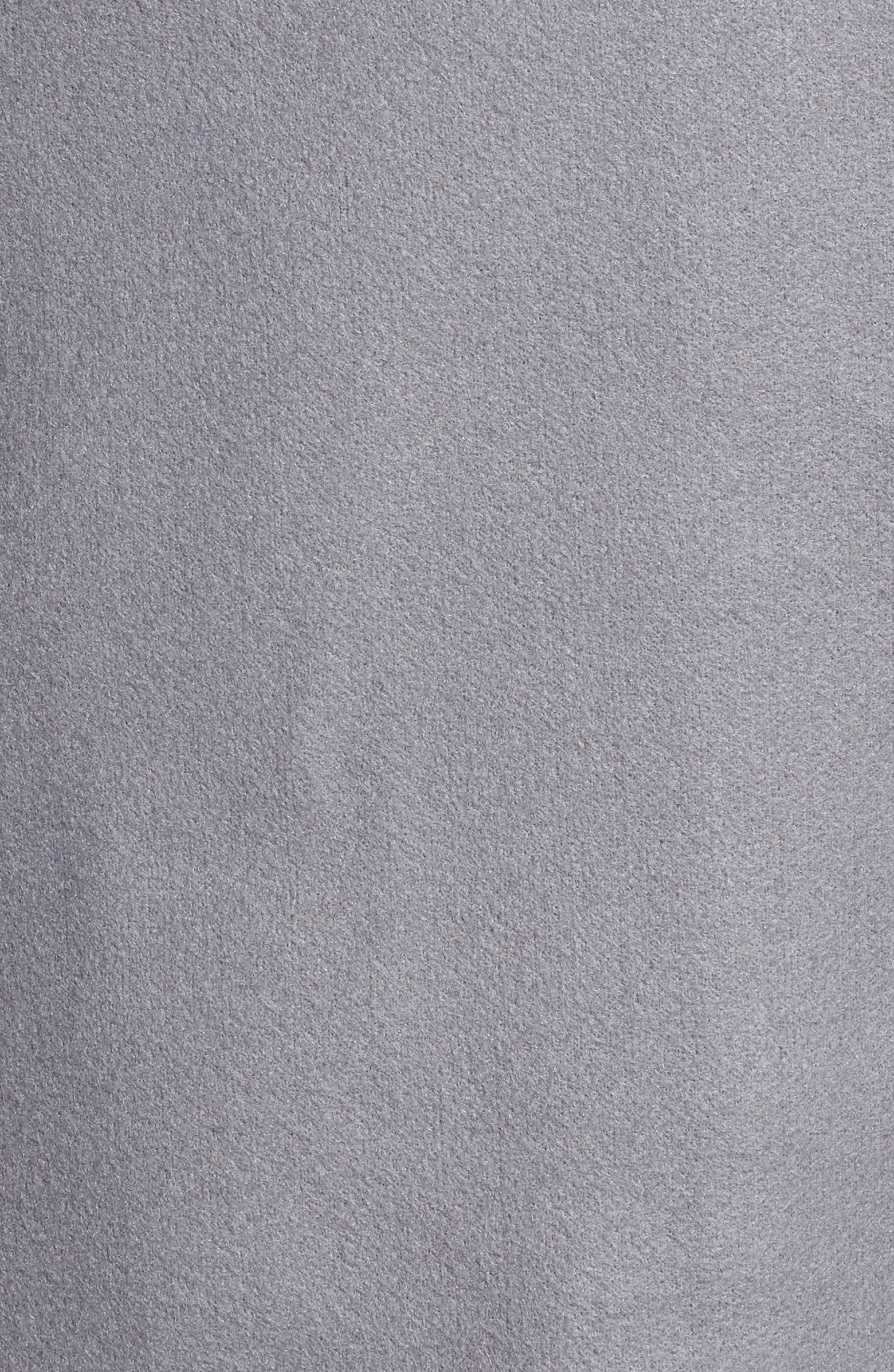 Frill Car Coat,                             Alternate thumbnail 6, color,                             400