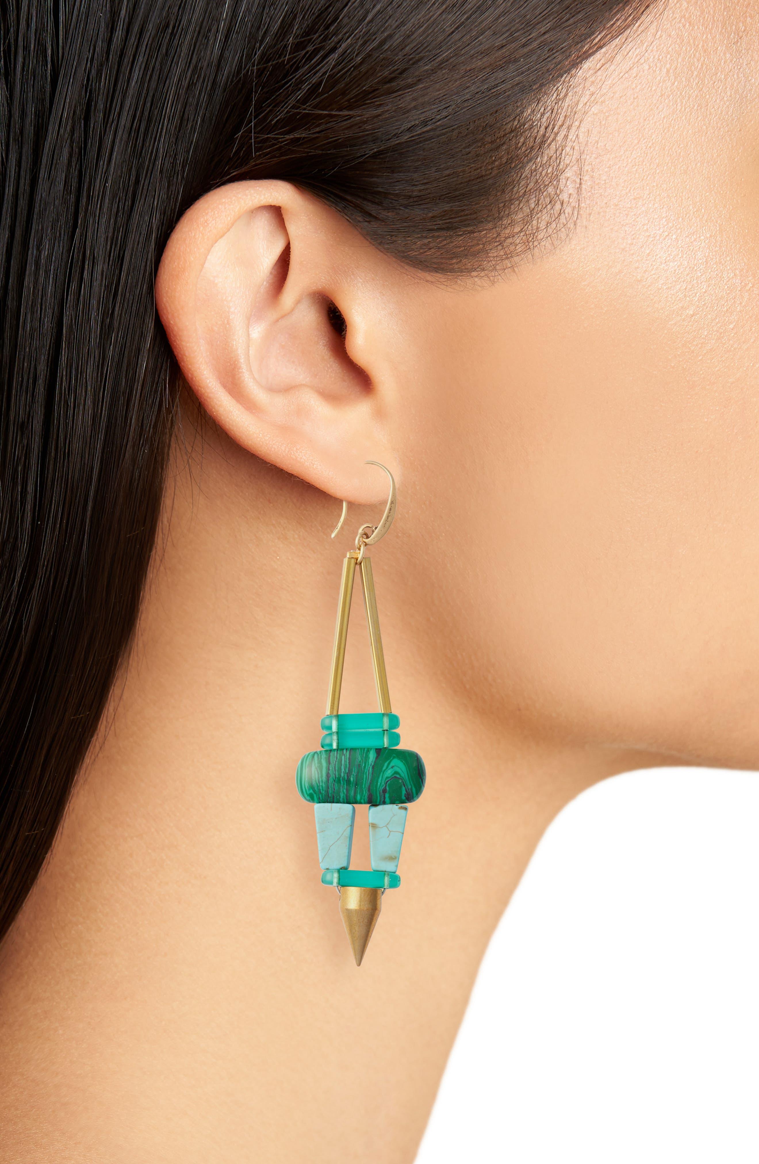 Priscilla Drop Earrings,                             Alternate thumbnail 2, color,                             300