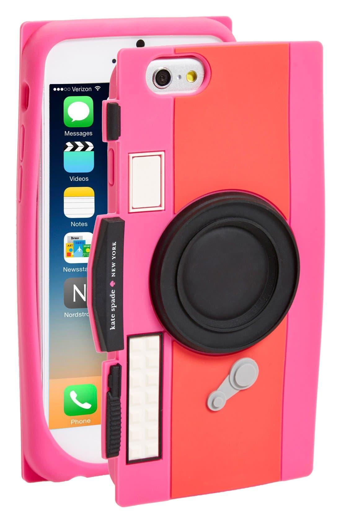 'camera' iPhone 6 & 6s case,                             Main thumbnail 2, color,