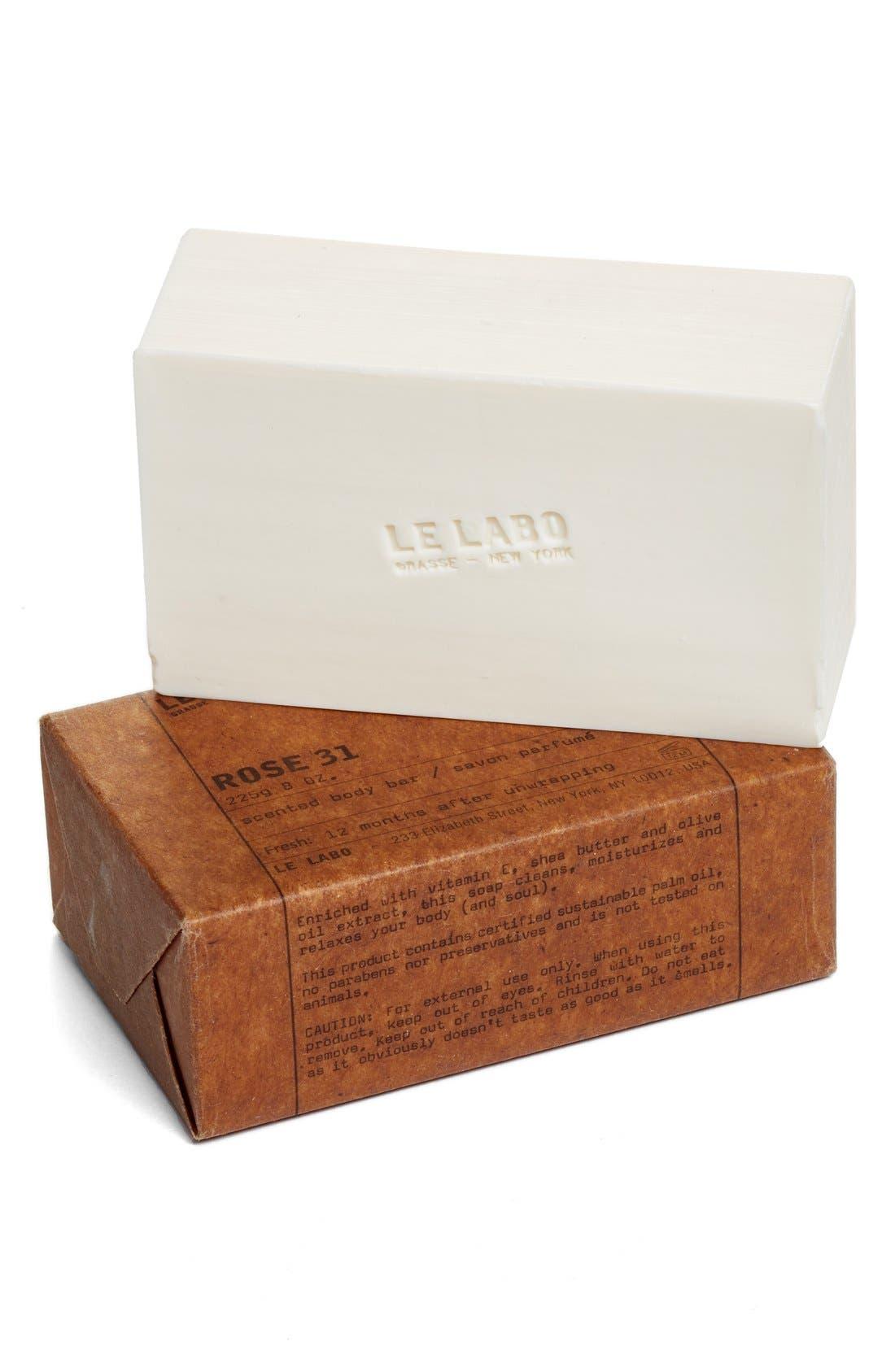 LE LABO Rose 31 Bar Soap, Main, color, 000