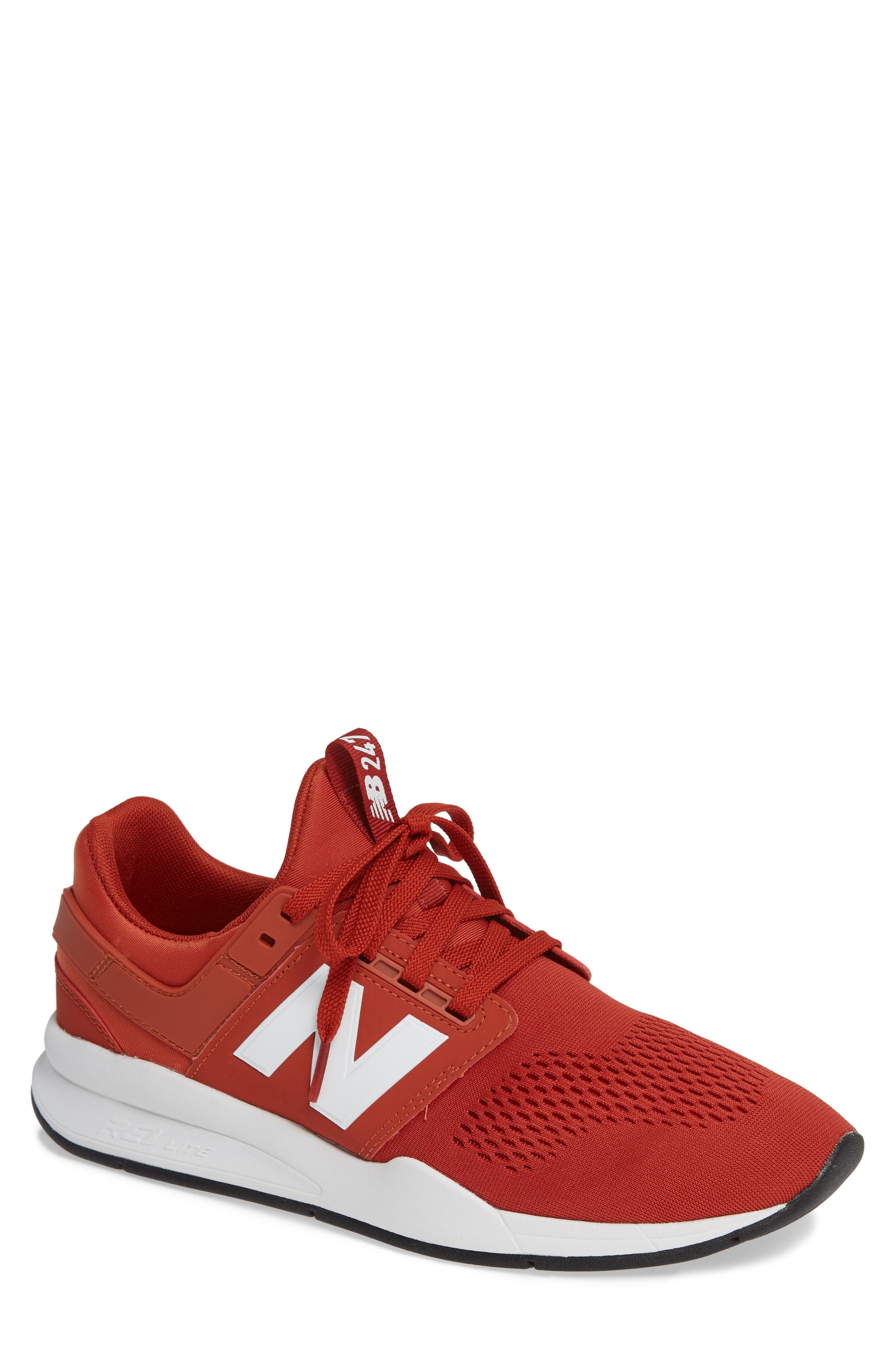 247 Sneaker,                             Main thumbnail 1, color,                             VINTAGE RUSSET