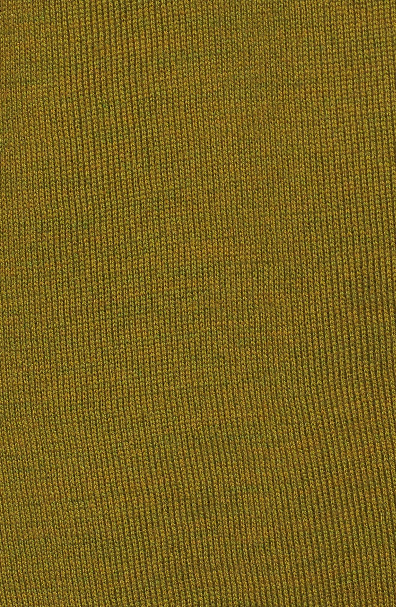 Merino Wool Boxy Turtleneck Sweater,                             Alternate thumbnail 26, color,