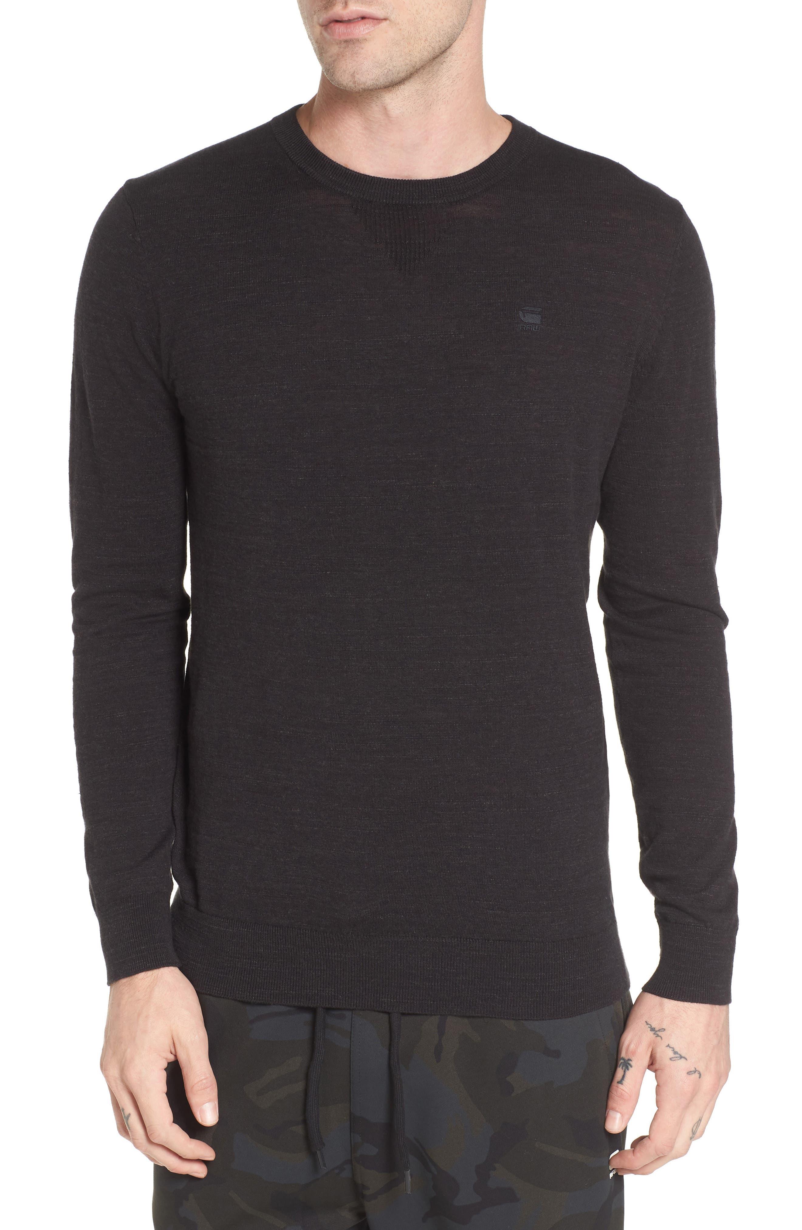Core Sweater,                             Main thumbnail 1, color,                             001