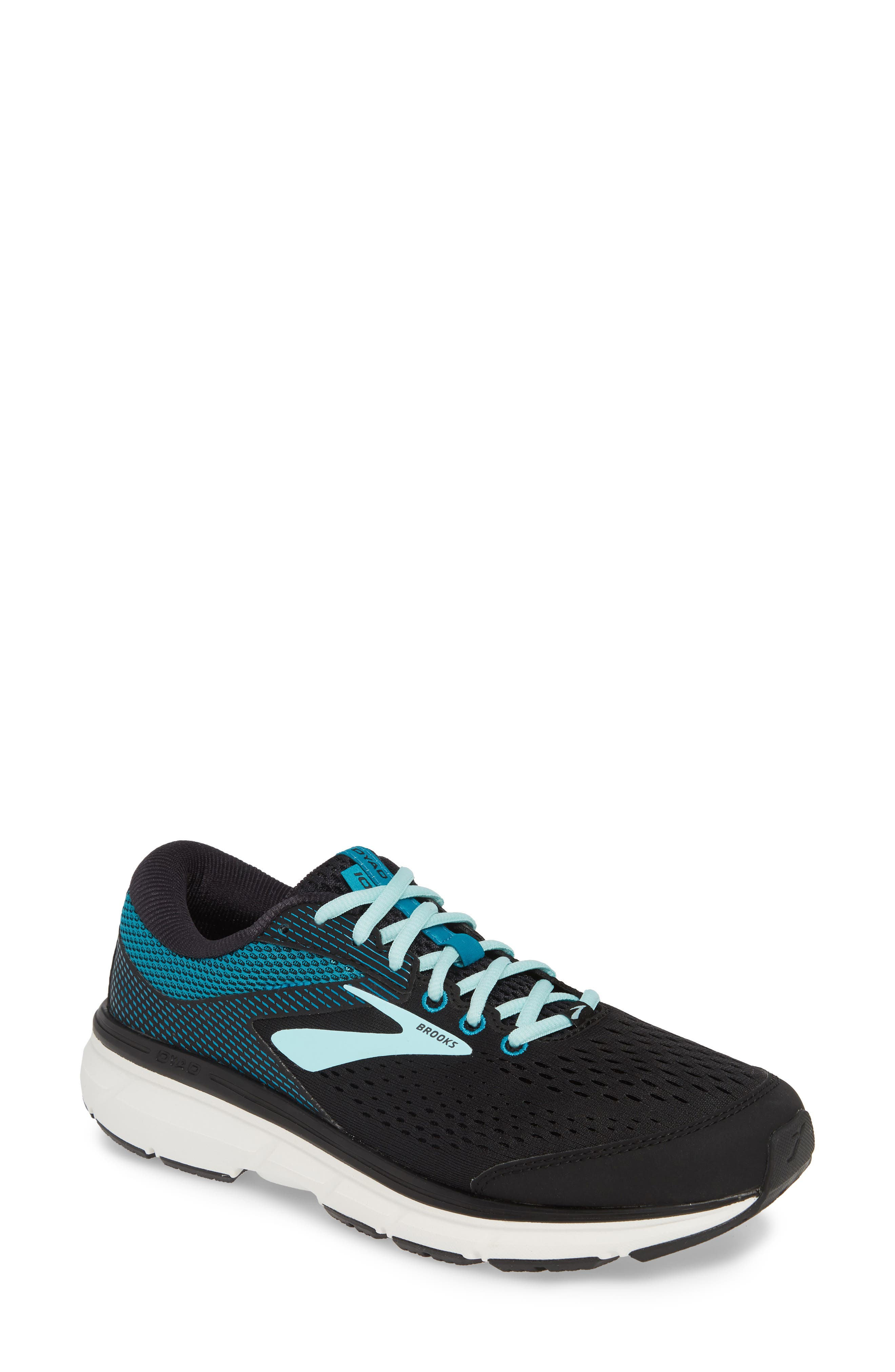Brooks Dyad 10 Running Shoe, Black