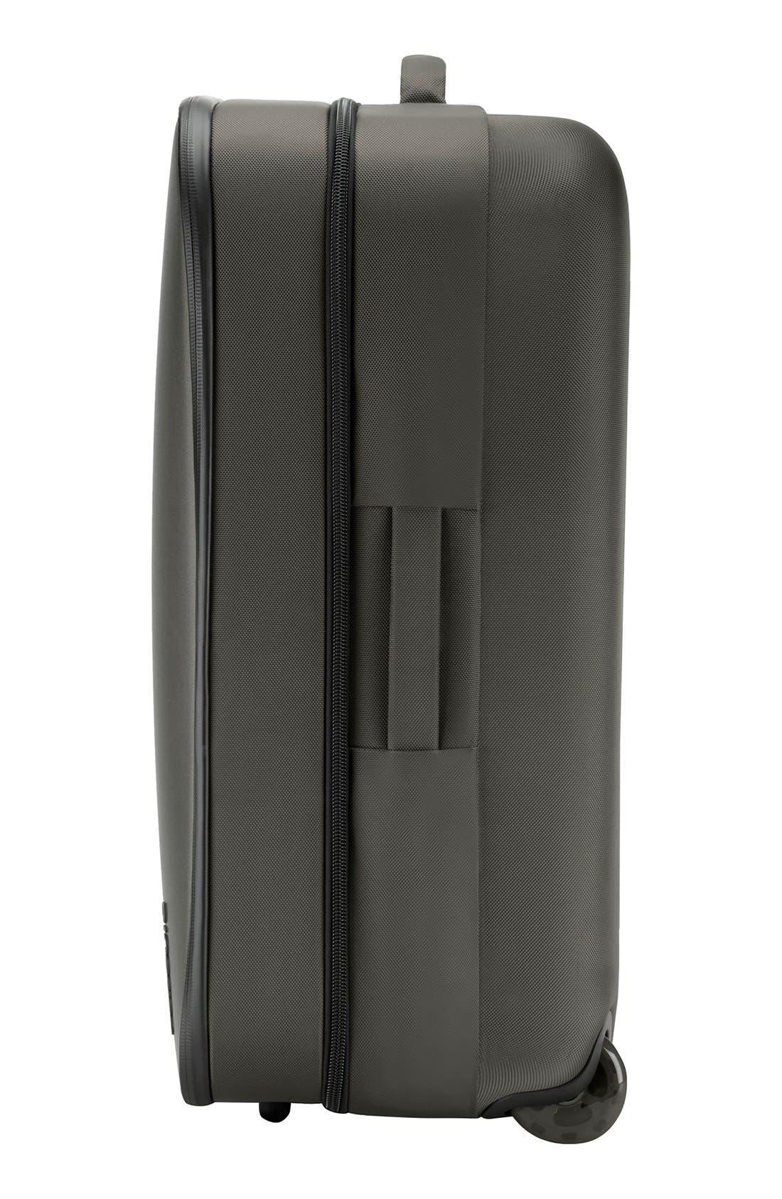 VIA 34 Inch Wheeled Suitcase,                             Alternate thumbnail 5, color,