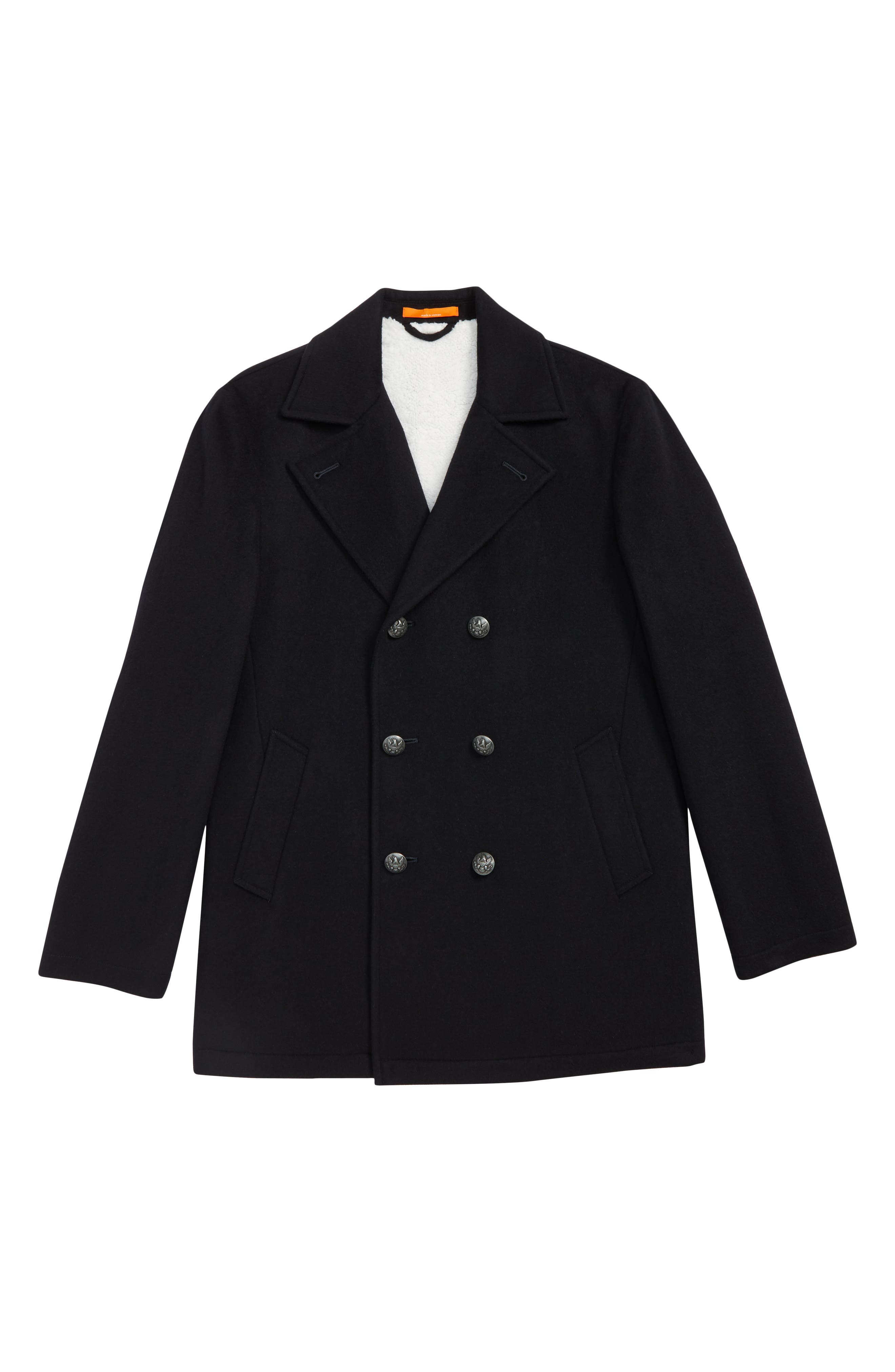 Peacoat,                             Main thumbnail 1, color,                             NAVY