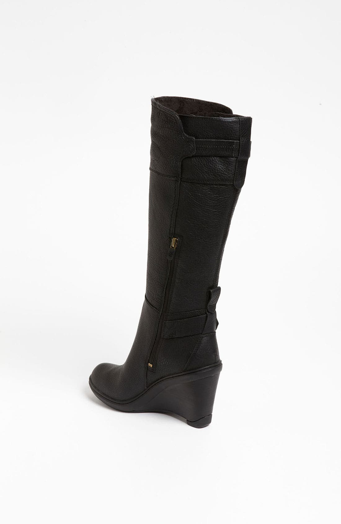 'Stratham Heights' Tall Boot,                             Alternate thumbnail 2, color,                             001