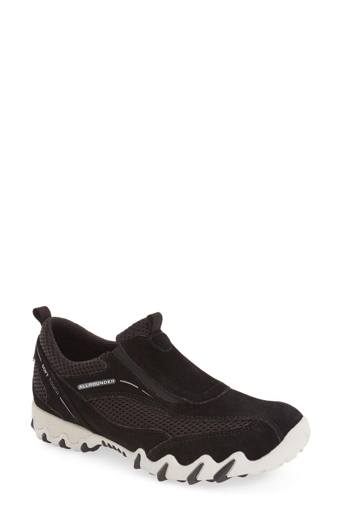 'Nawaja' Slip-On Sneaker,                         Main,                         color, 011