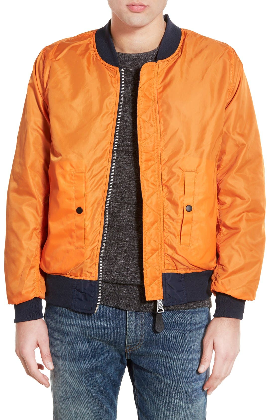 LB-2 Scout Reversible Flight Jacket,                             Alternate thumbnail 23, color,