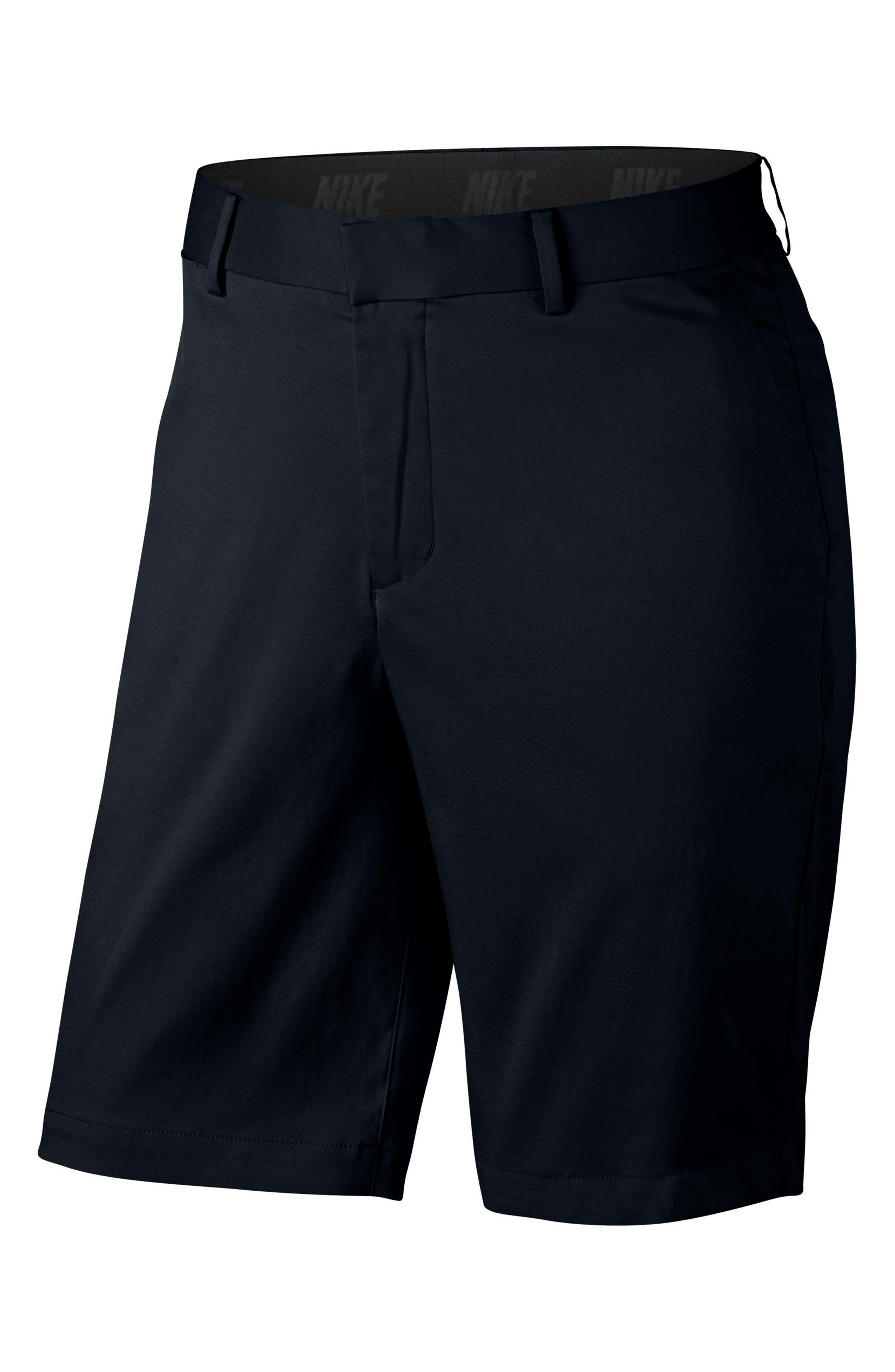 Flat Front Golf Shorts,                             Alternate thumbnail 44, color,