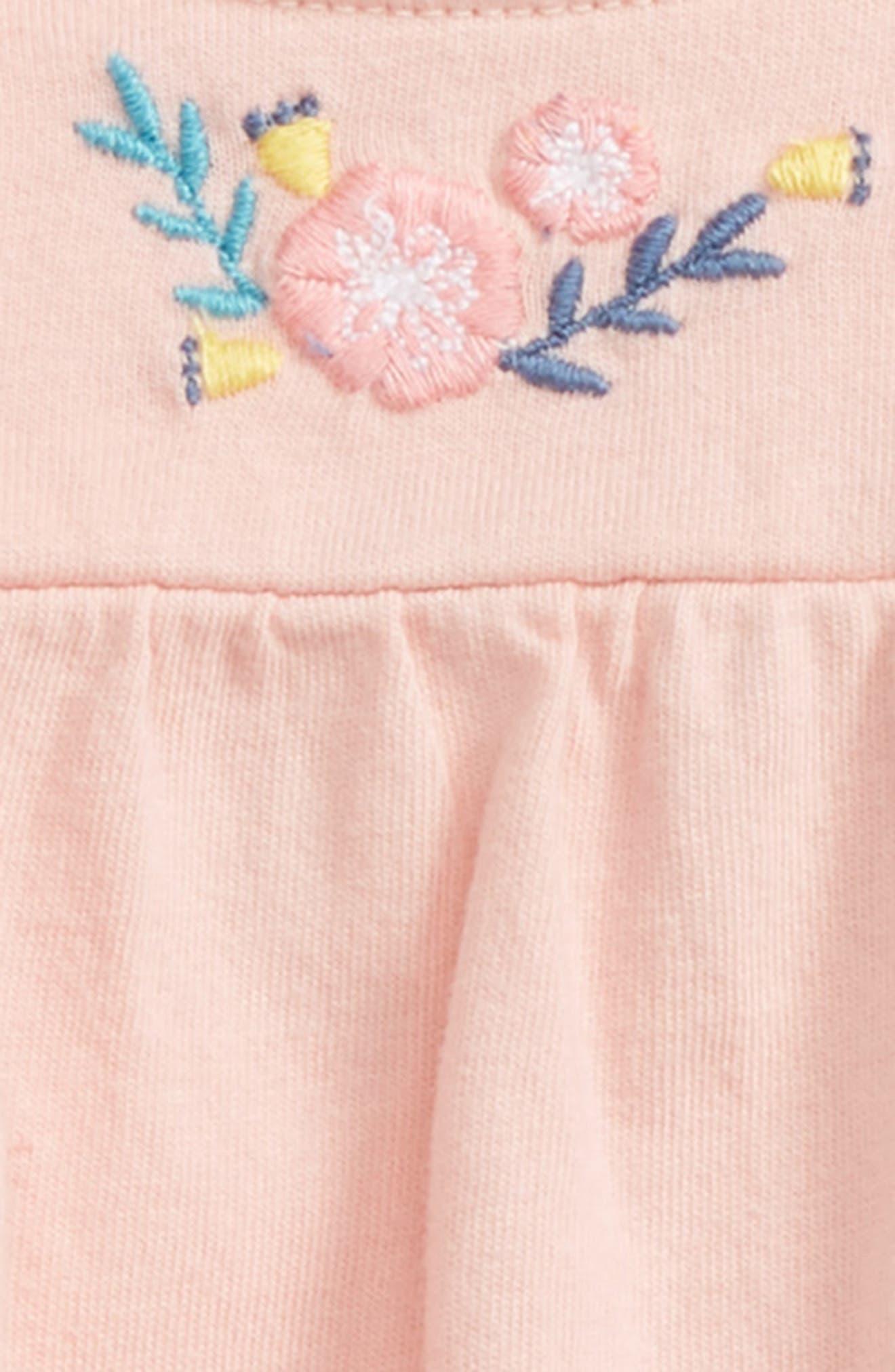 Embroidered Tunic & Leggings Set,                             Alternate thumbnail 2, color,                             680