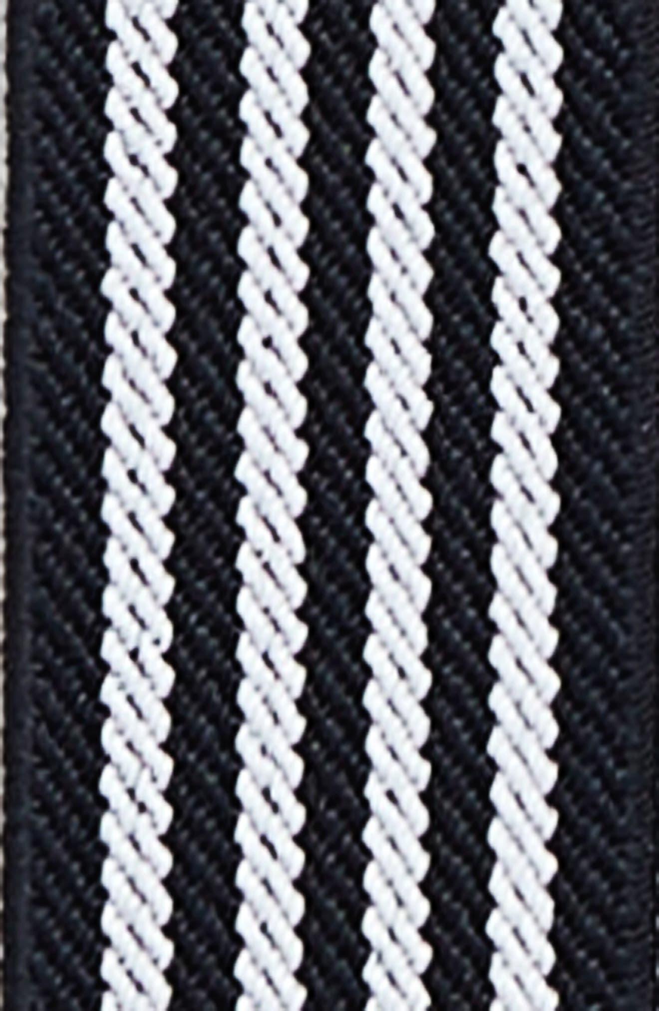Brooks Stripe Suspenders,                             Alternate thumbnail 2, color,                             NAVY/ WHITE