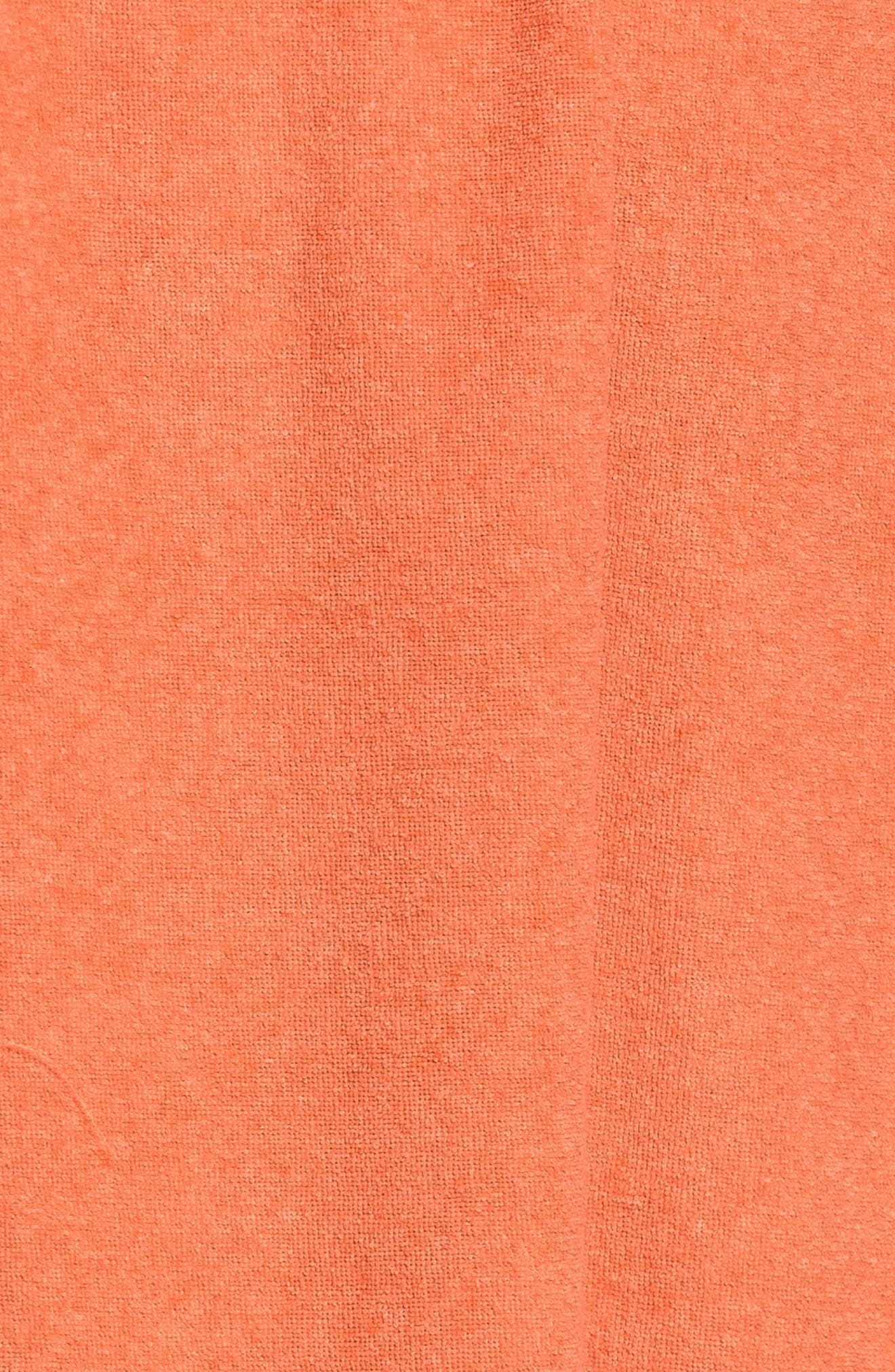 Kimono Cotton Blend Robe,                             Alternate thumbnail 10, color,
