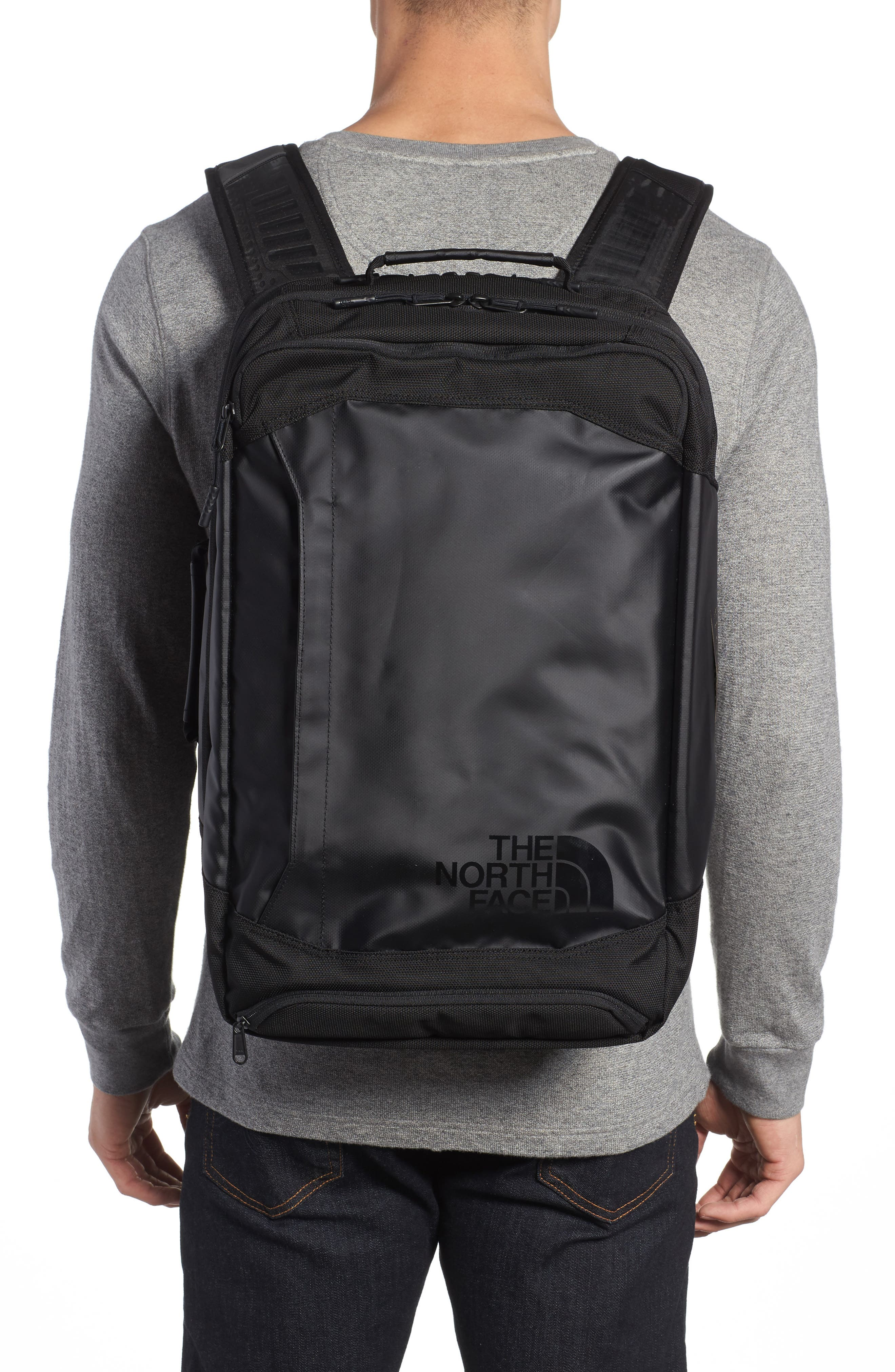 Refractor Duffel Backpack,                             Alternate thumbnail 2, color,                             001