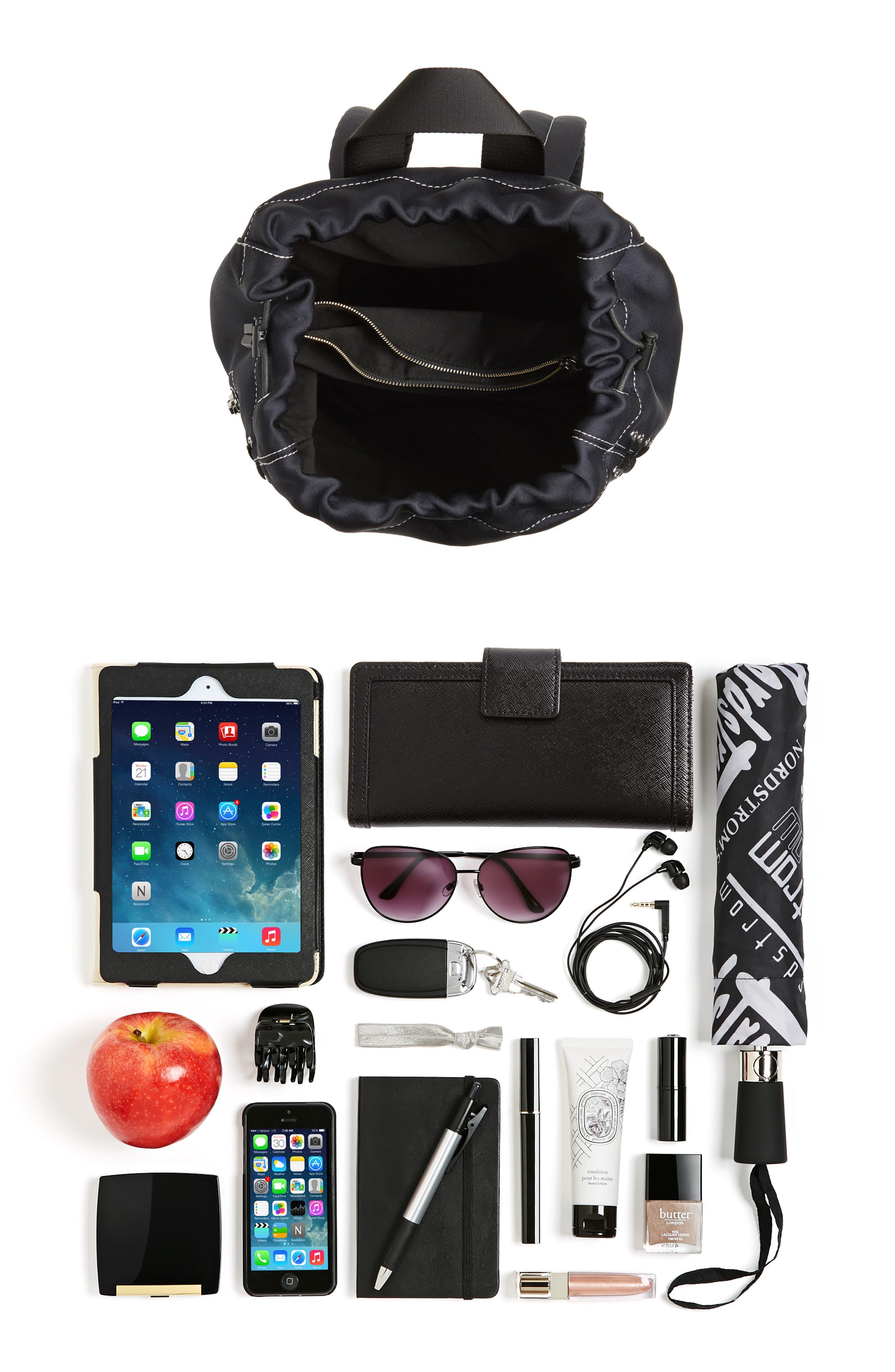 Phillip Lim 3.1 Medium Go-Go Lace-Up Backpack,                             Alternate thumbnail 7, color,                             420