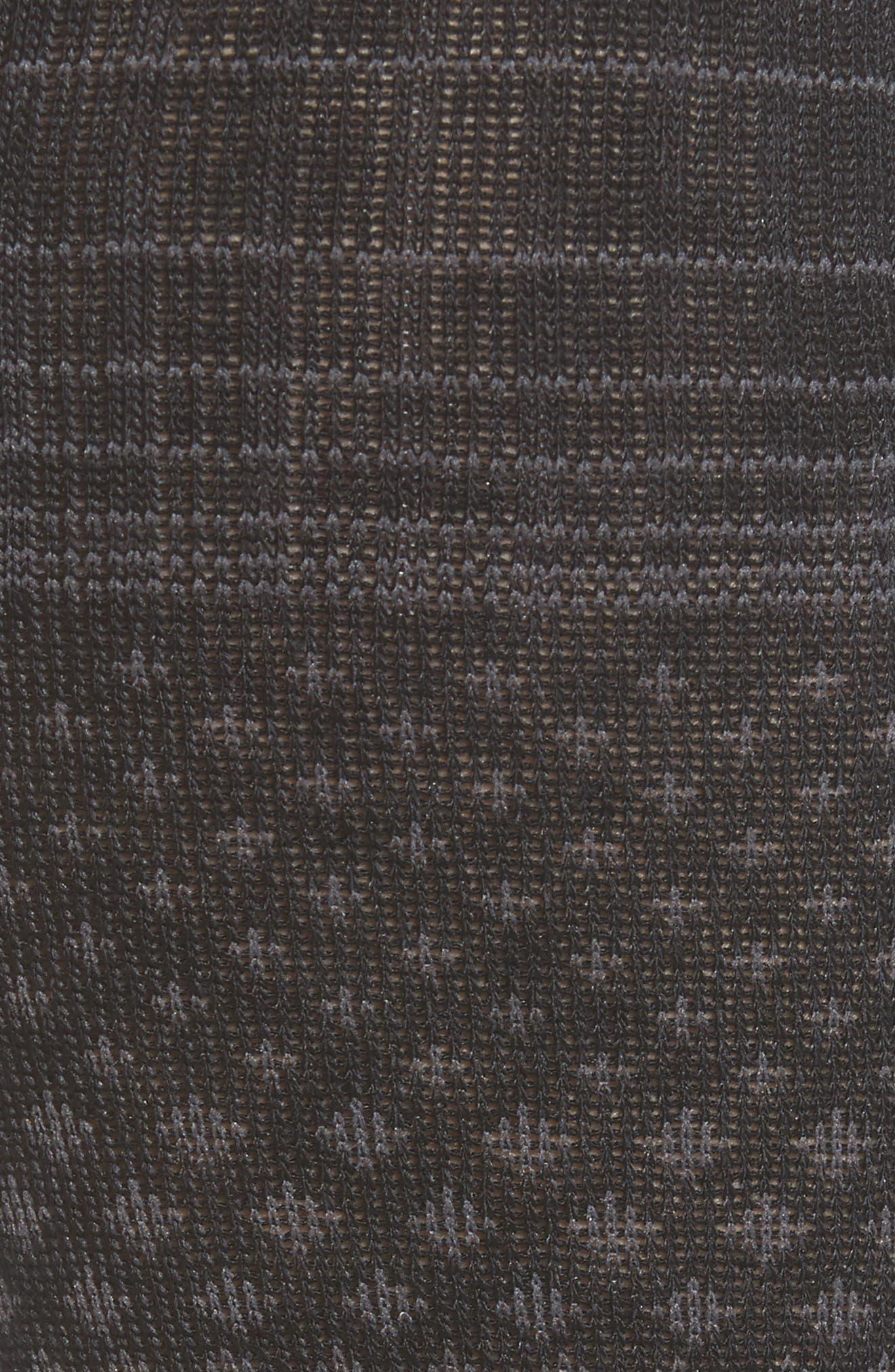 Micro Grade Compression Knee Socks,                             Alternate thumbnail 2, color,                             001