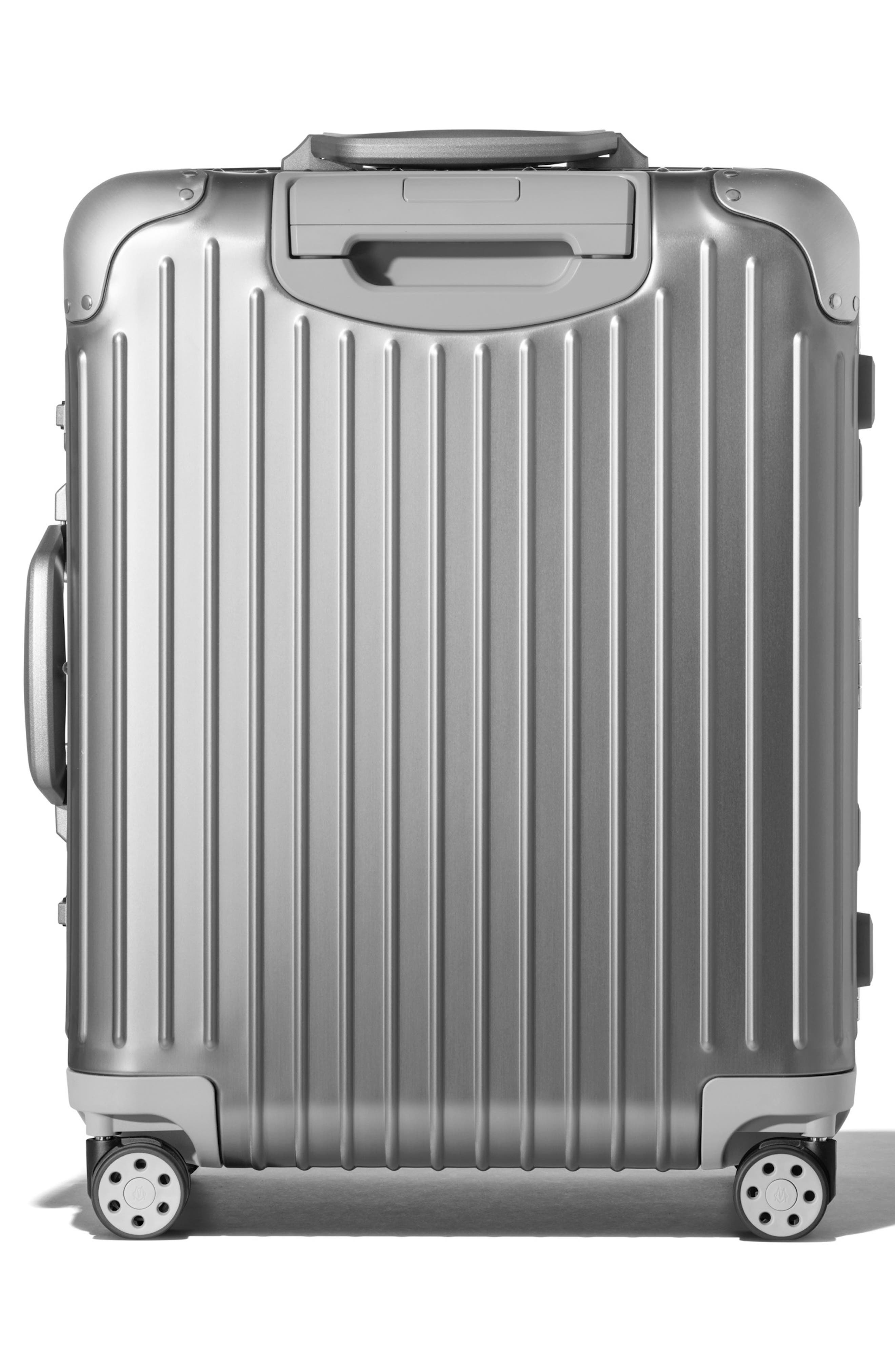 Original Cabin Plus 23-Inch Packing Case,                             Alternate thumbnail 3, color,                             SILVER