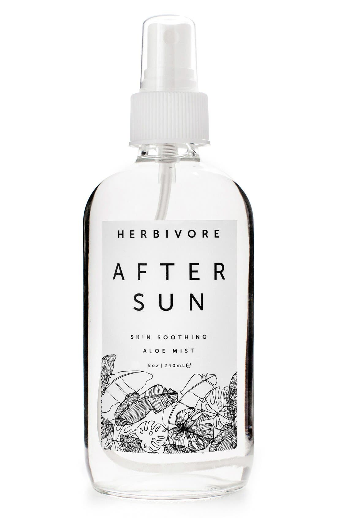 After Sun Skin Soothing Aloe Mist,                             Main thumbnail 1, color,                             NO COLOR