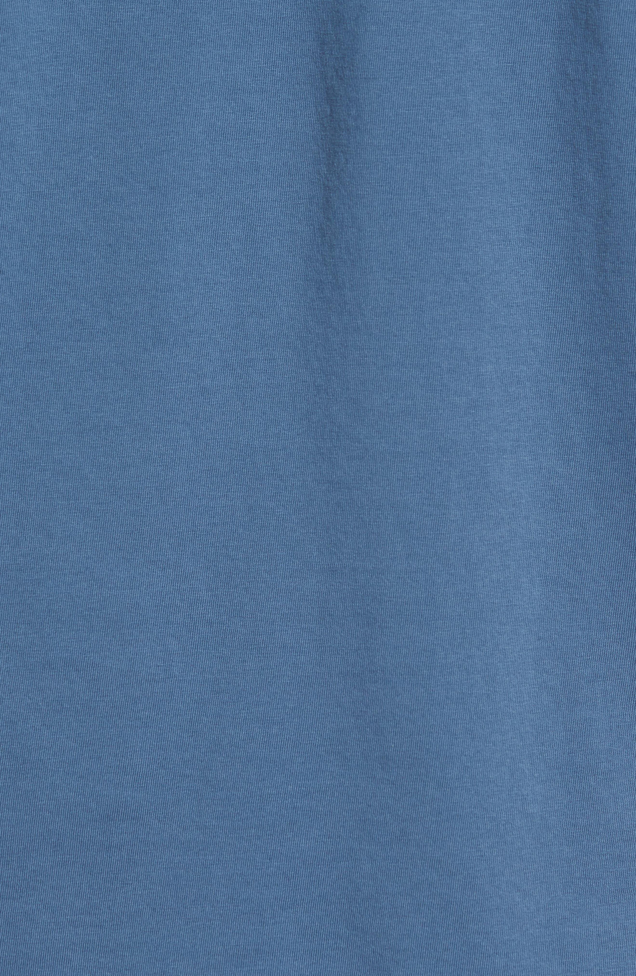 Line Matrix Graphic T-Shirt,                             Alternate thumbnail 5, color,                             400