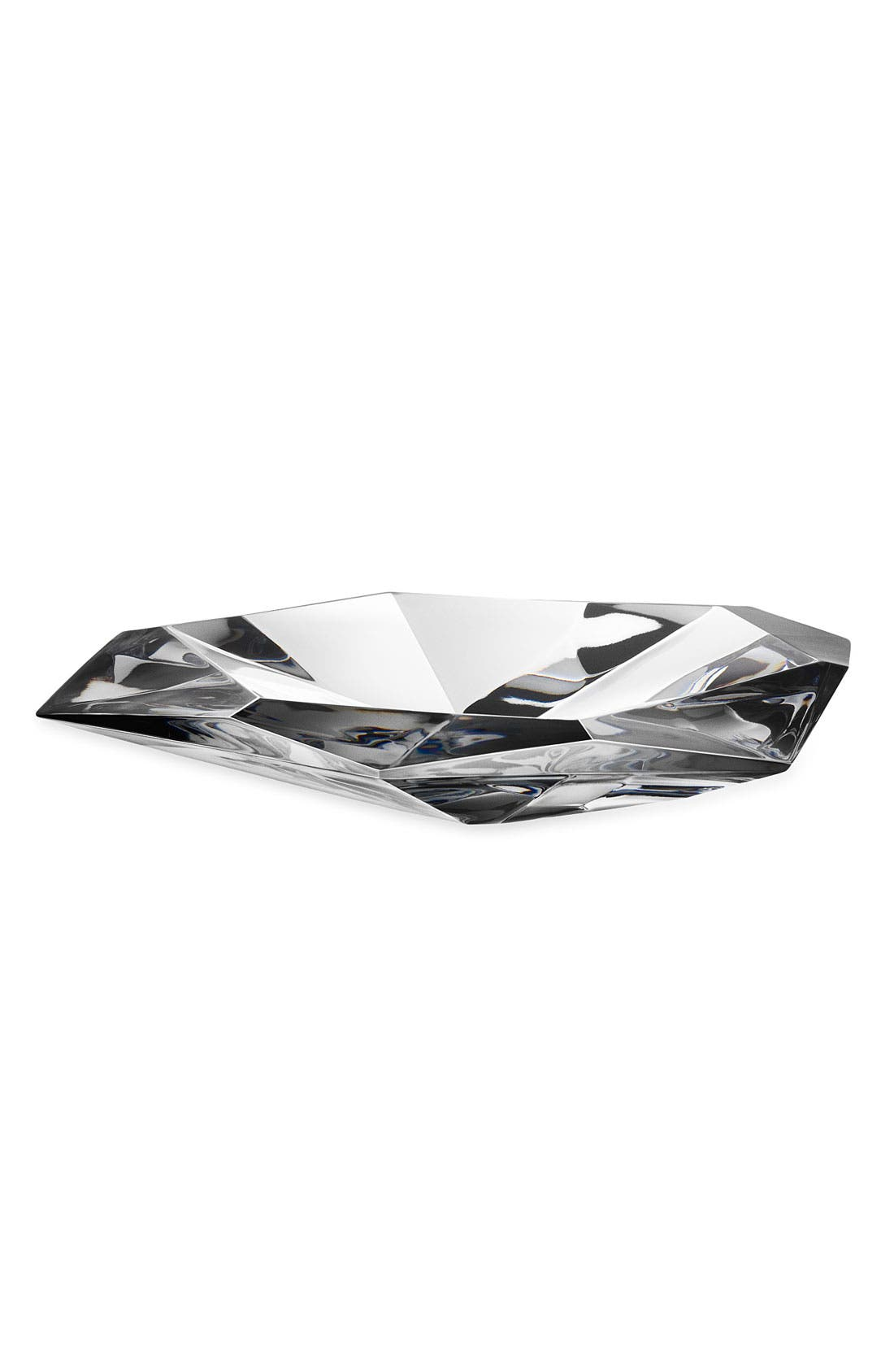 'Precious' Crystal Dish,                         Main,                         color, 960
