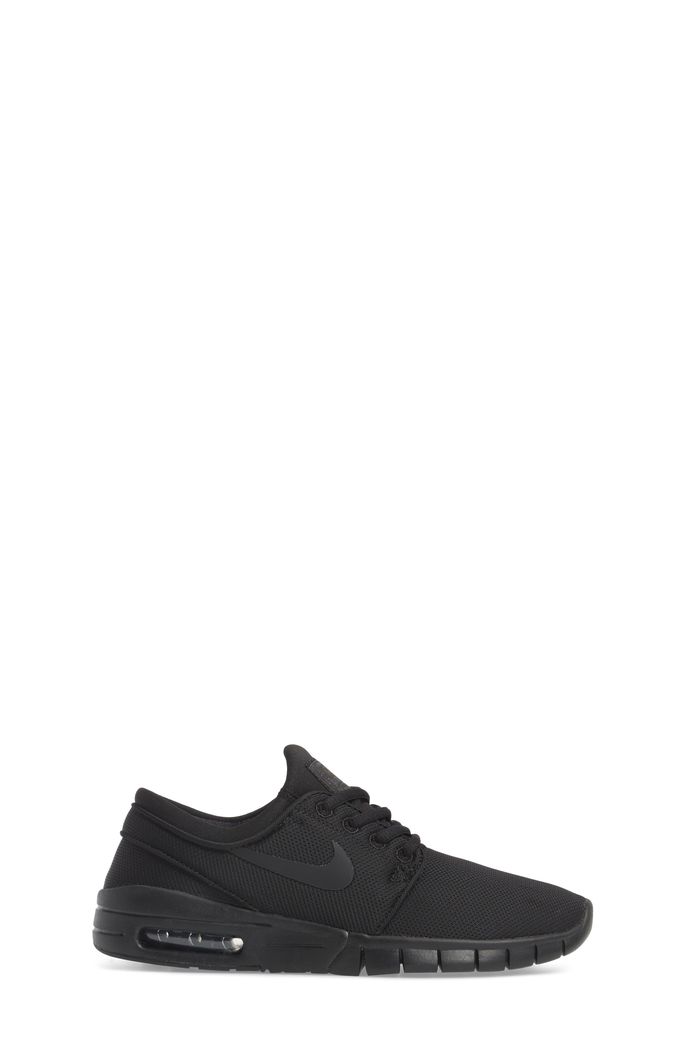 Stefan Janoski Max SB Skate Sneaker,                             Alternate thumbnail 24, color,