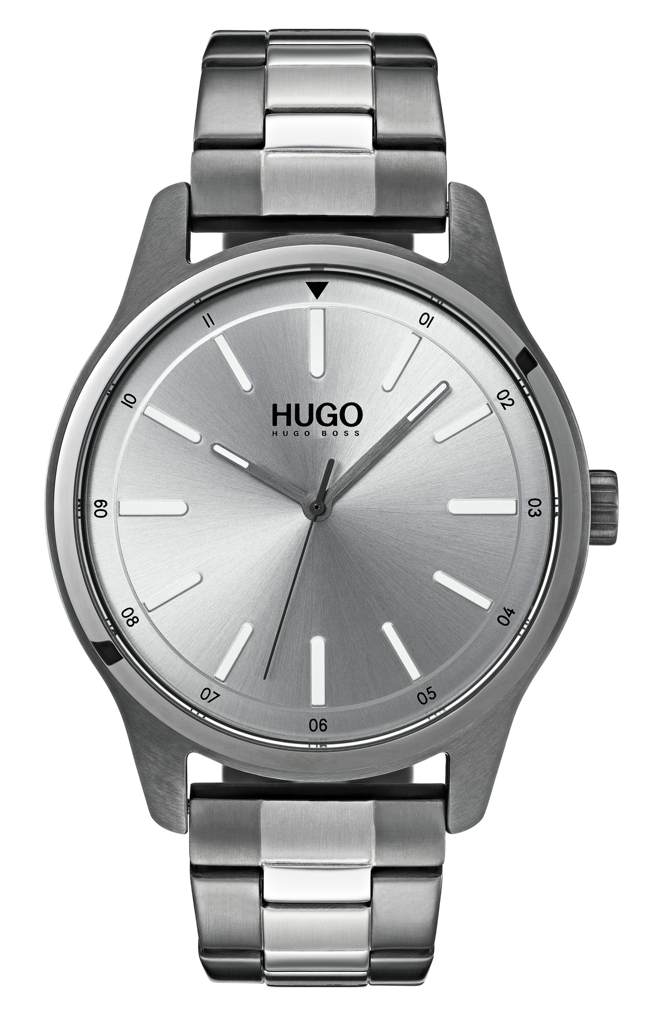 Bracelet Watch, 42mm,                         Main,                         color, 040