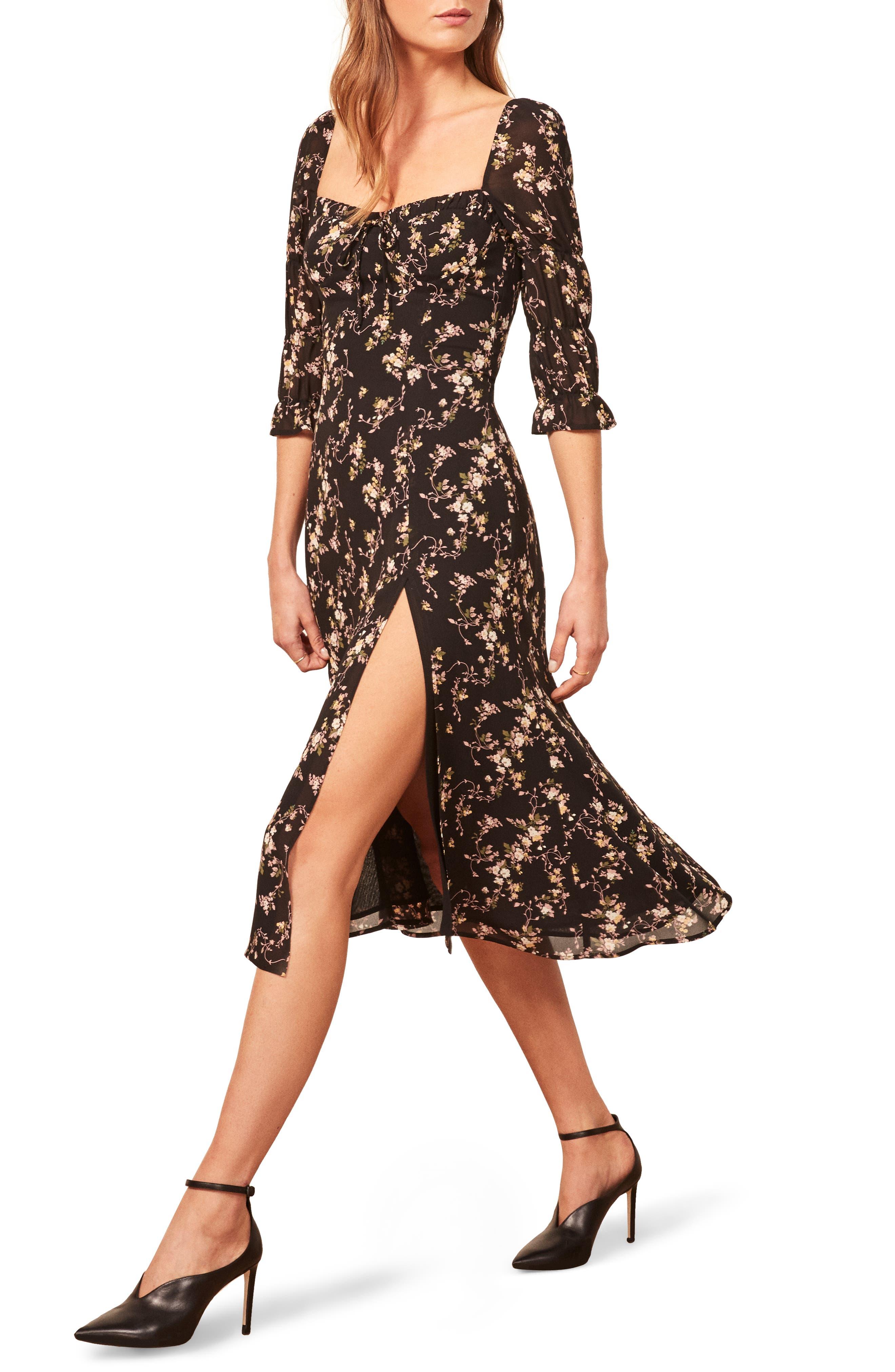 Marnie Midi Dress by Reformation