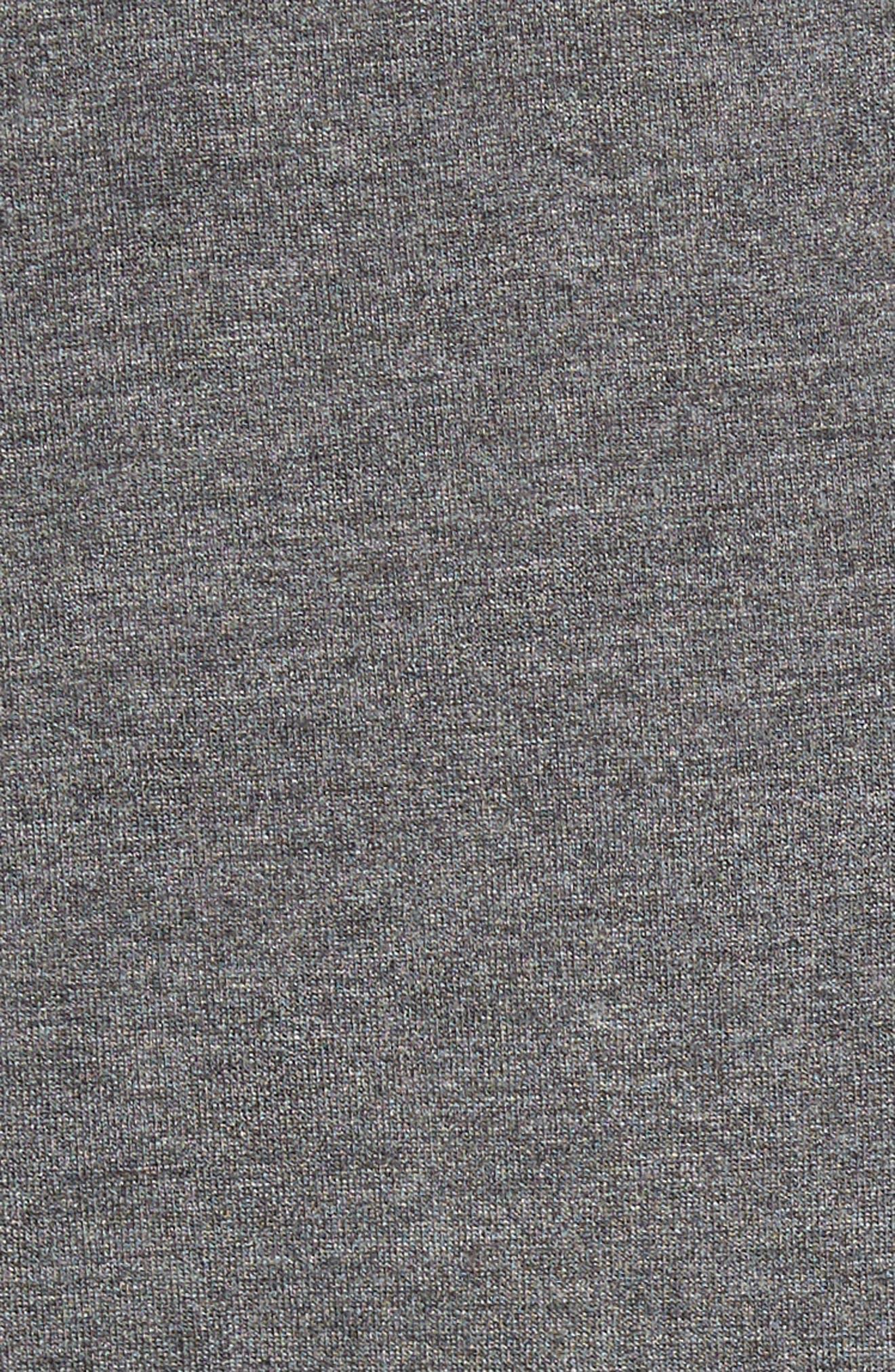 Eye Splice Choker Sweatshirt,                             Alternate thumbnail 14, color,