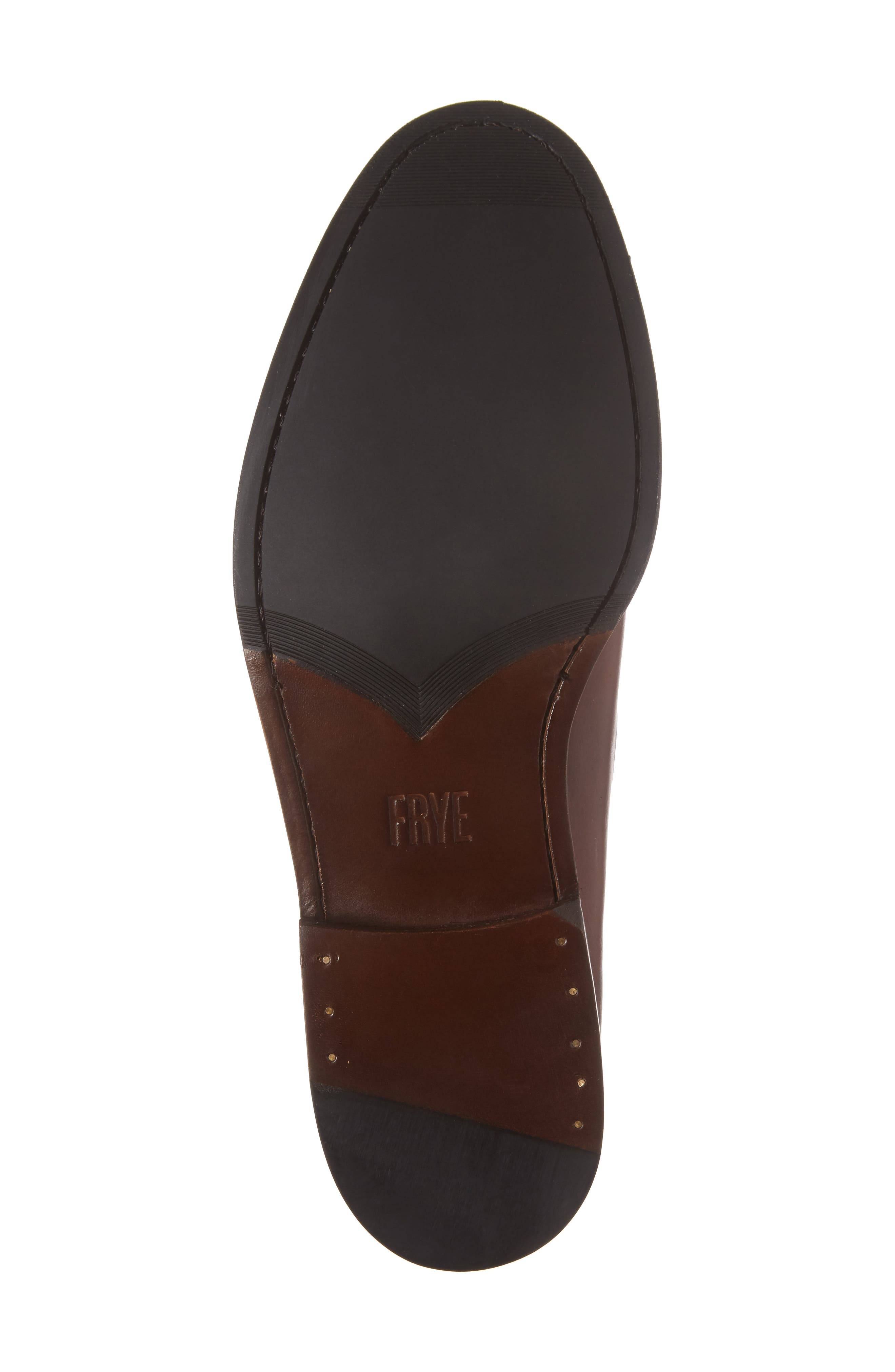 Jefferson Venetian Loafer,                             Alternate thumbnail 6, color,                             BROWN