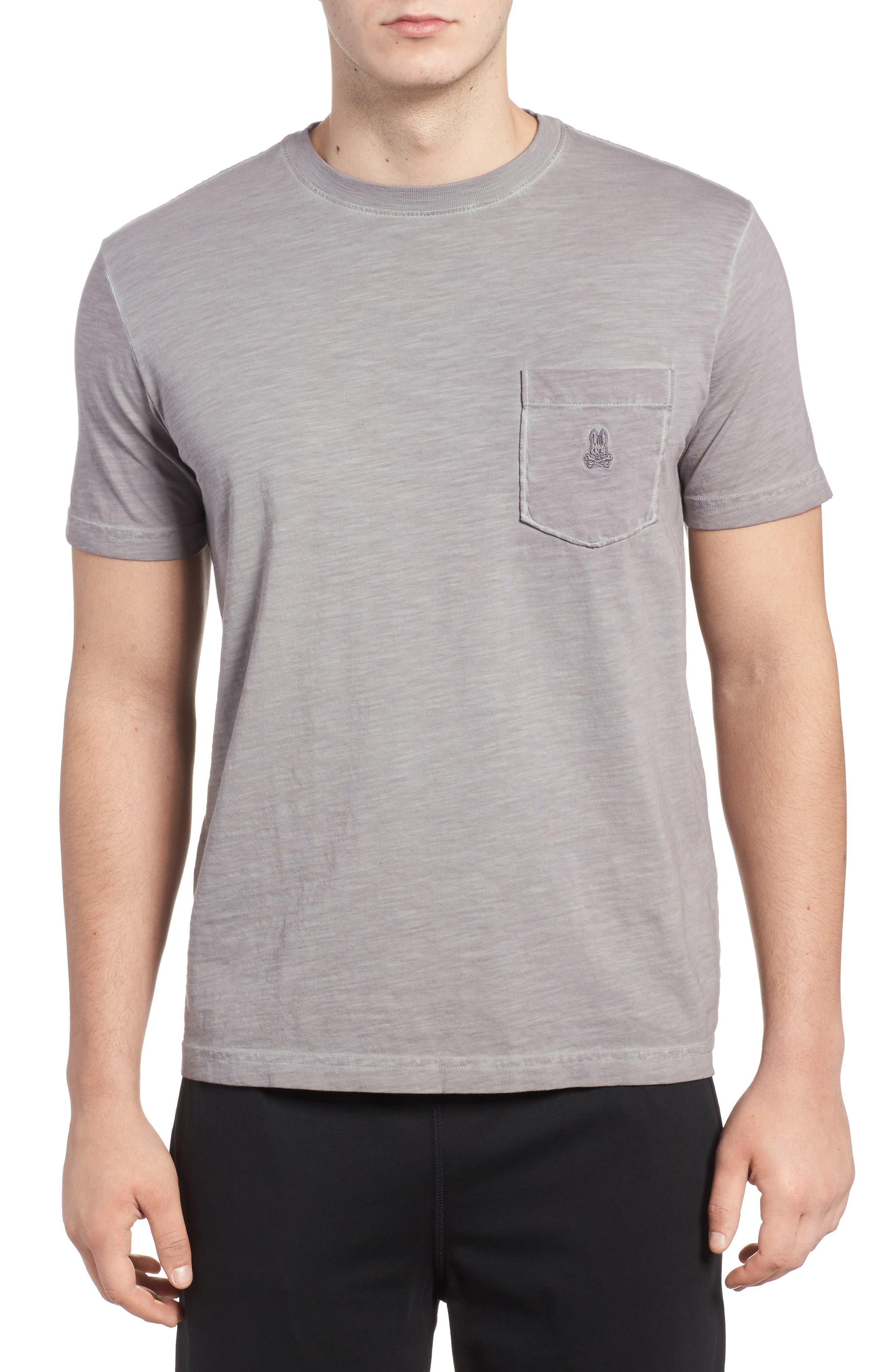 Sunwash Pocket T-Shirt,                         Main,                         color,