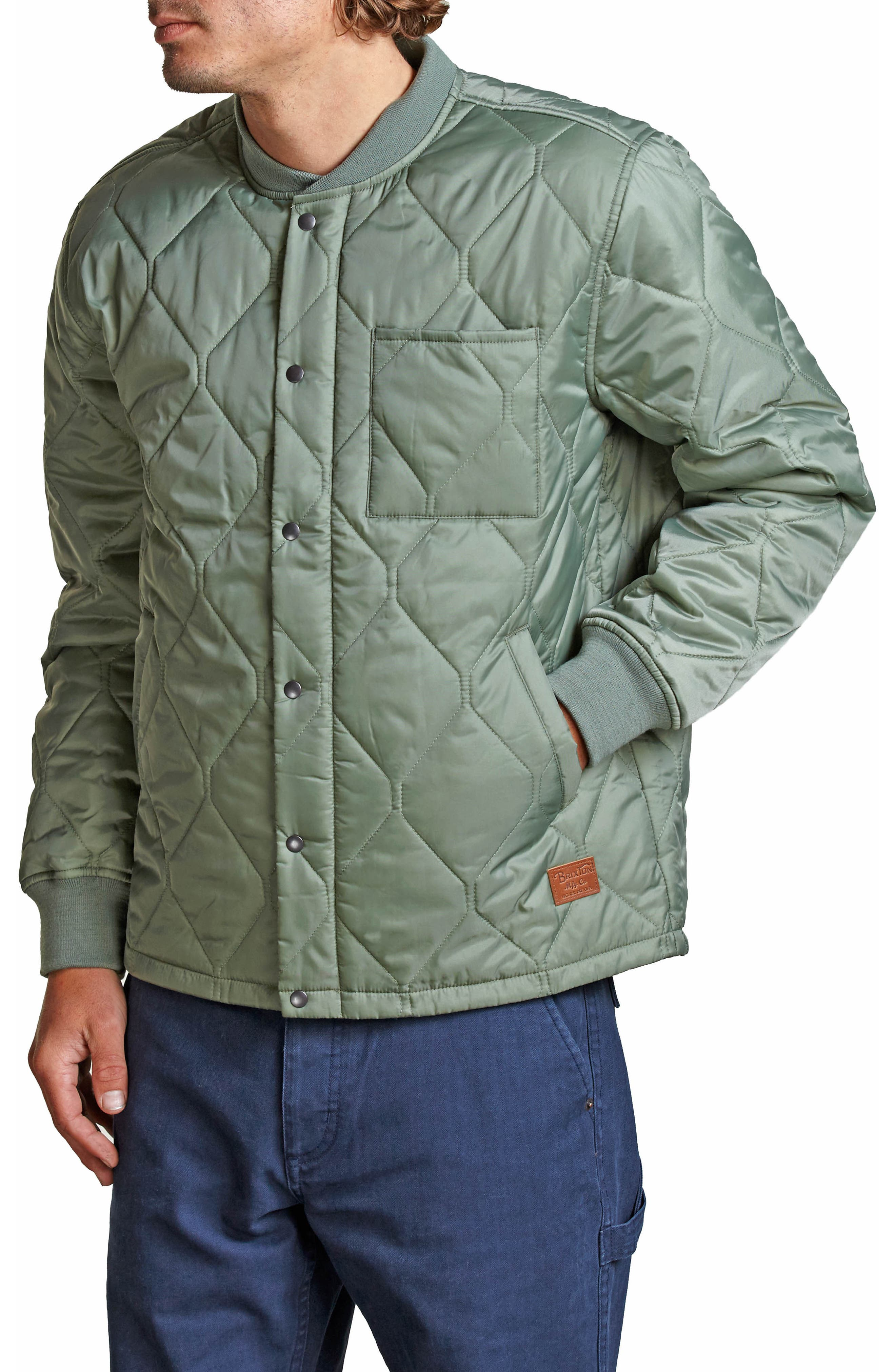 Crawford Quilted Jacket,                             Alternate thumbnail 10, color,