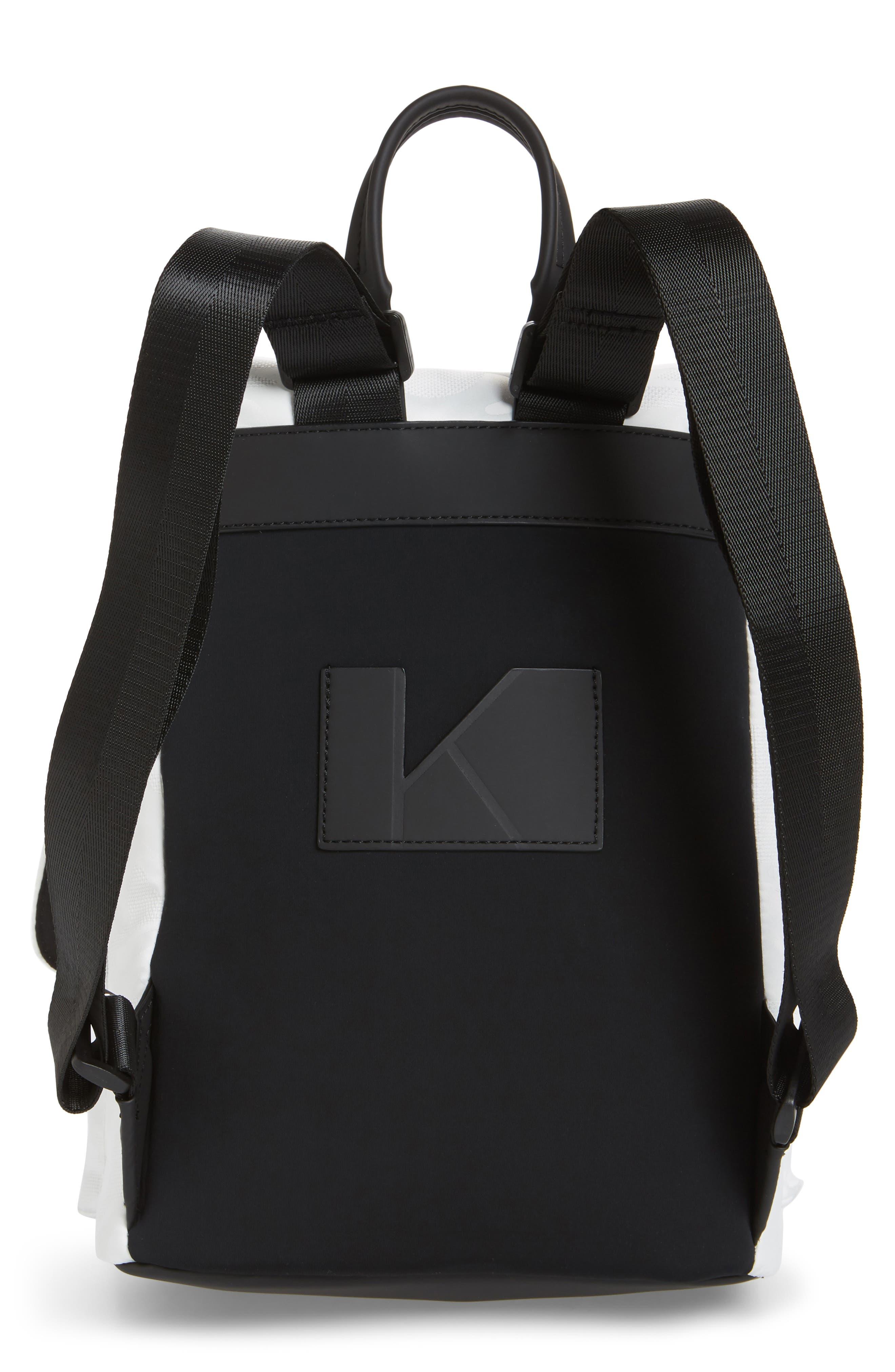 Parker Water Resistant Backpack,                             Alternate thumbnail 6, color,