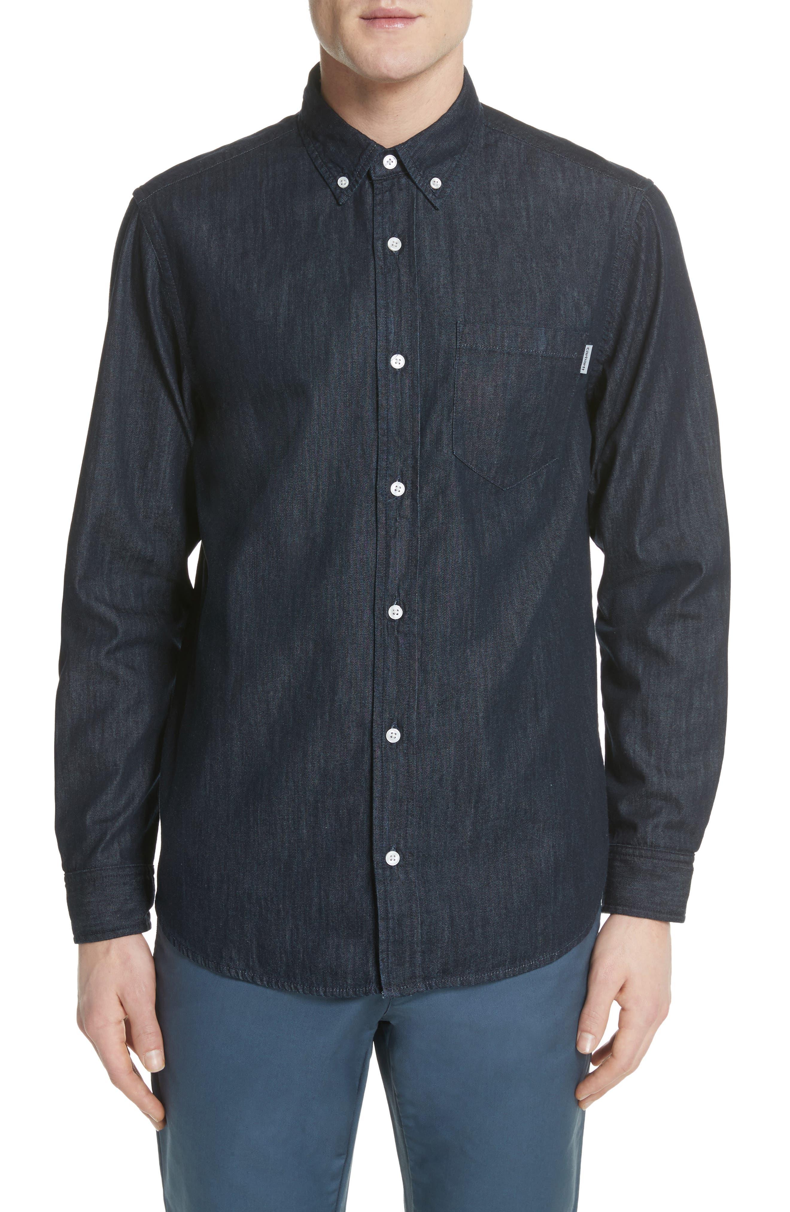Civil Denim Shirt,                         Main,                         color,