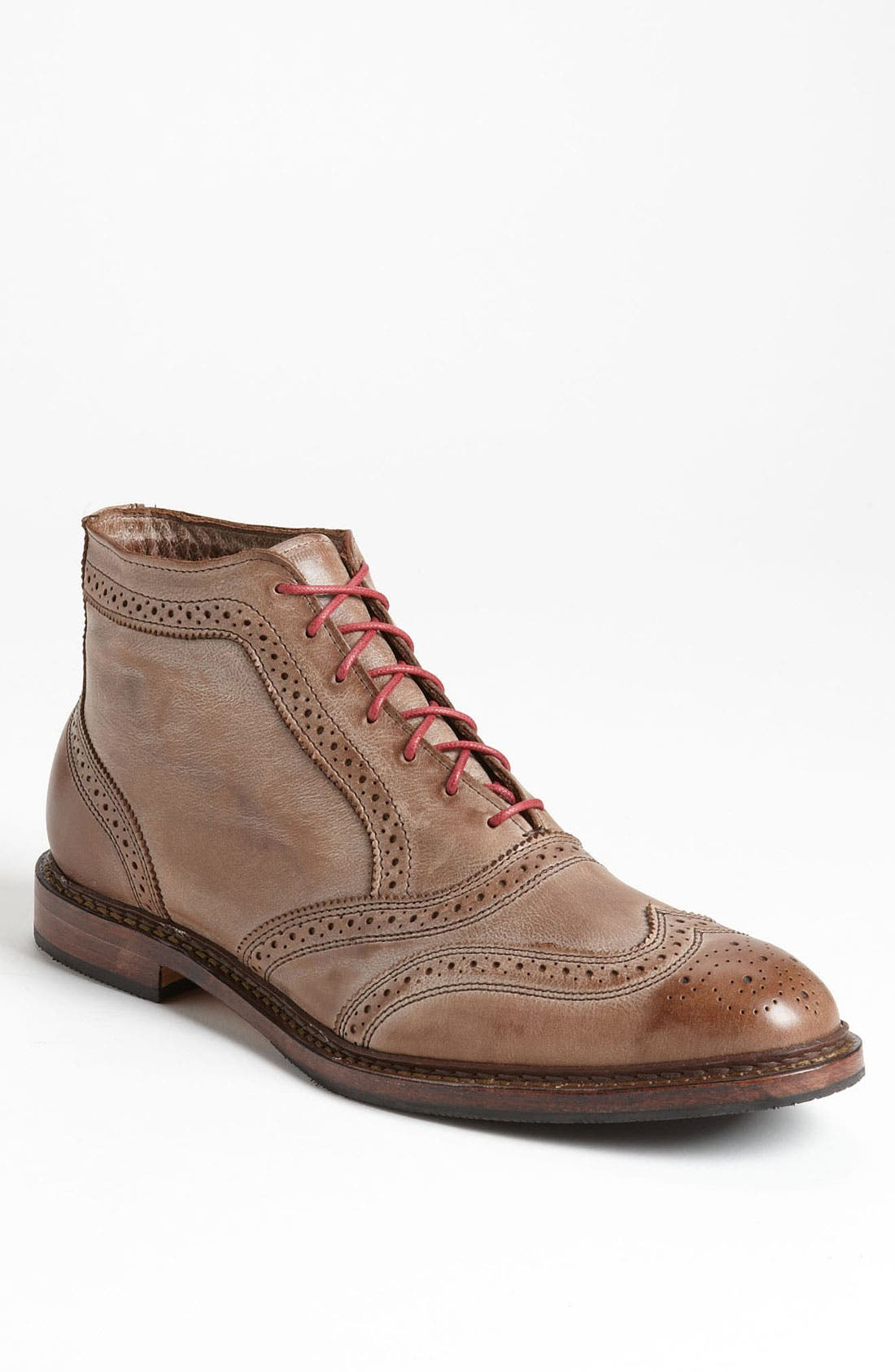 ALLEN EDMONDS 'Cronmok' Wingtip Boot, Main, color, 200