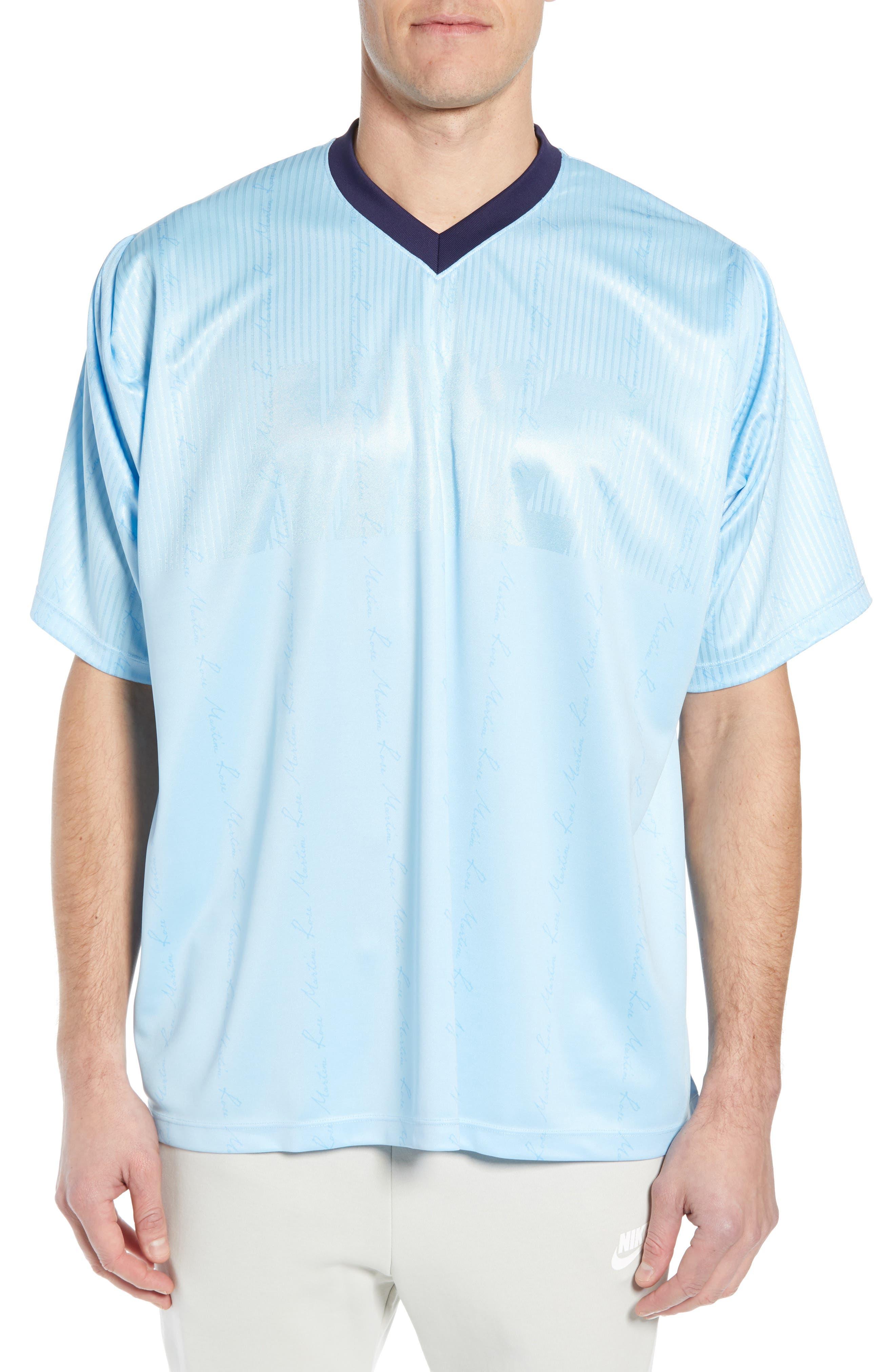 Nike Nikelab T-Shirt, Blue