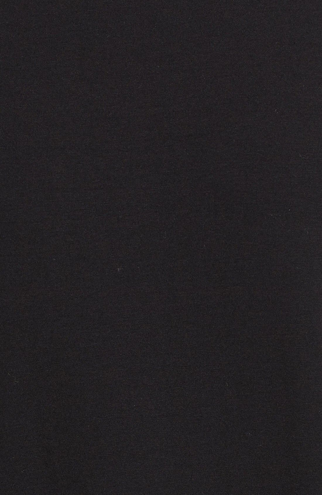 Jersey Ballet Neck Shift Dress,                             Alternate thumbnail 41, color,