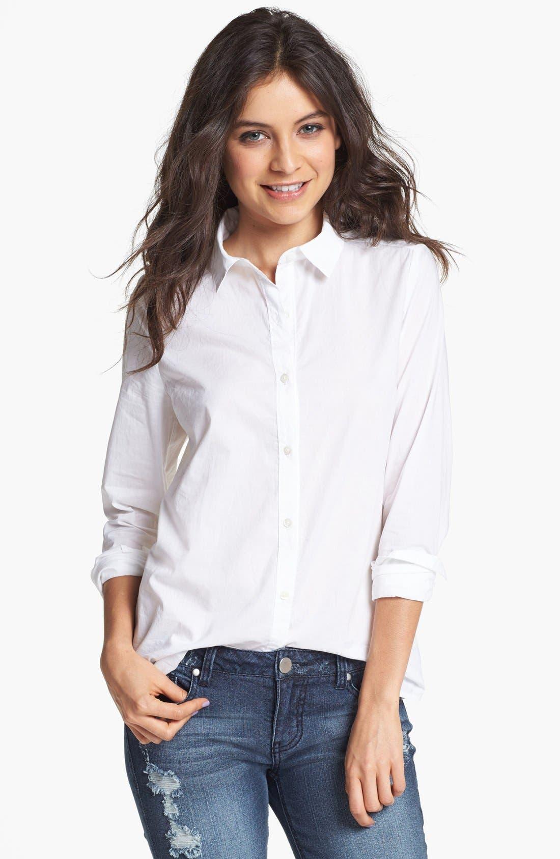 Collared Shirt,                         Main,                         color, 110