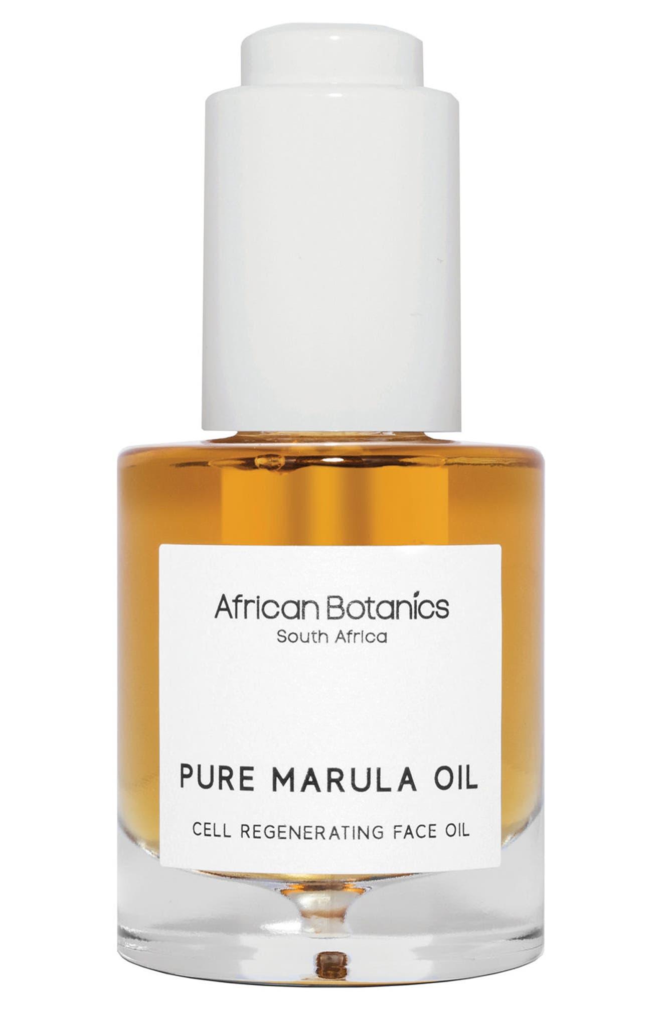 Pure Marula Oil,                             Main thumbnail 1, color,                             000