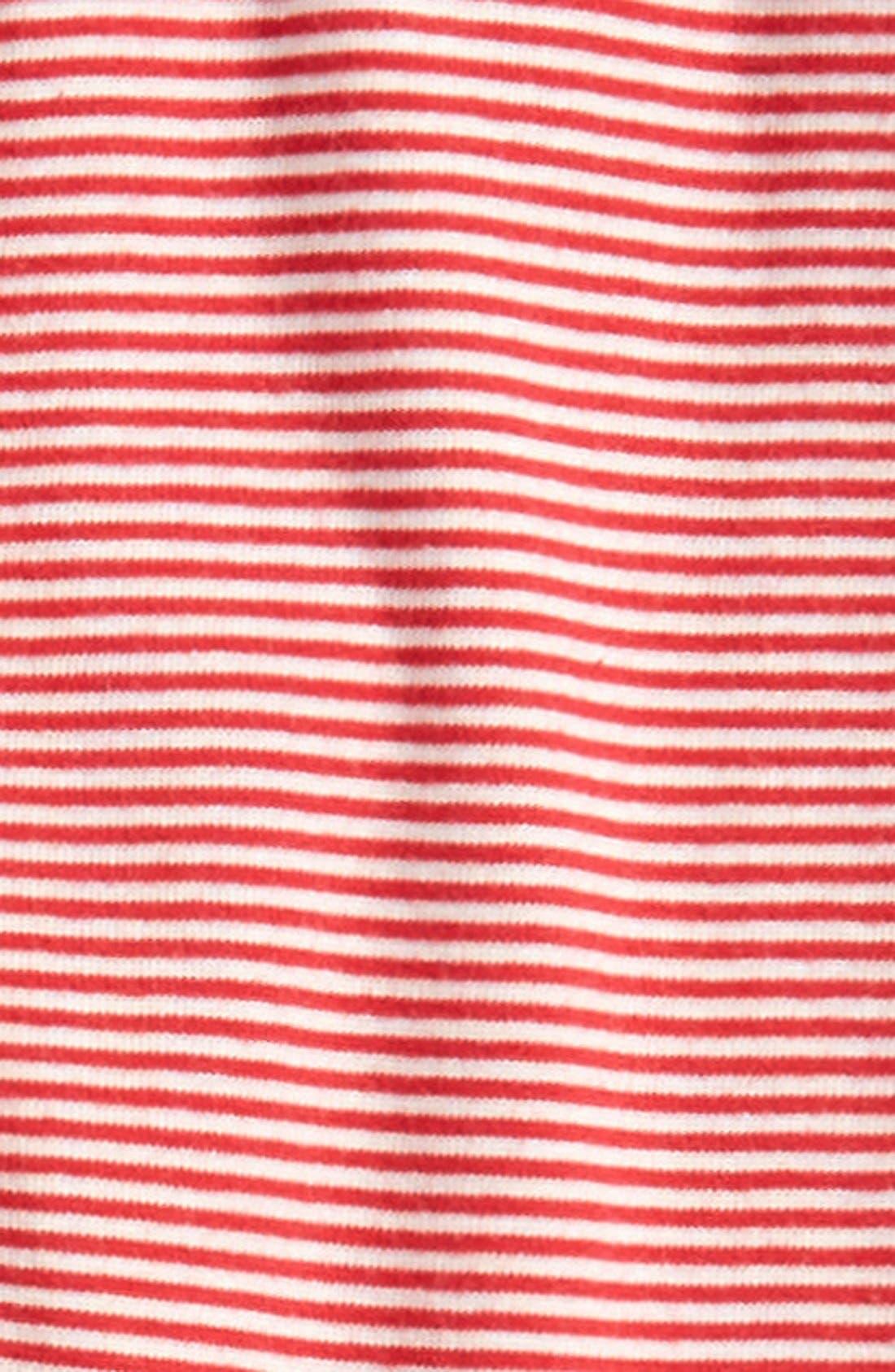 Stripe Cotton Leggings,                             Alternate thumbnail 10, color,